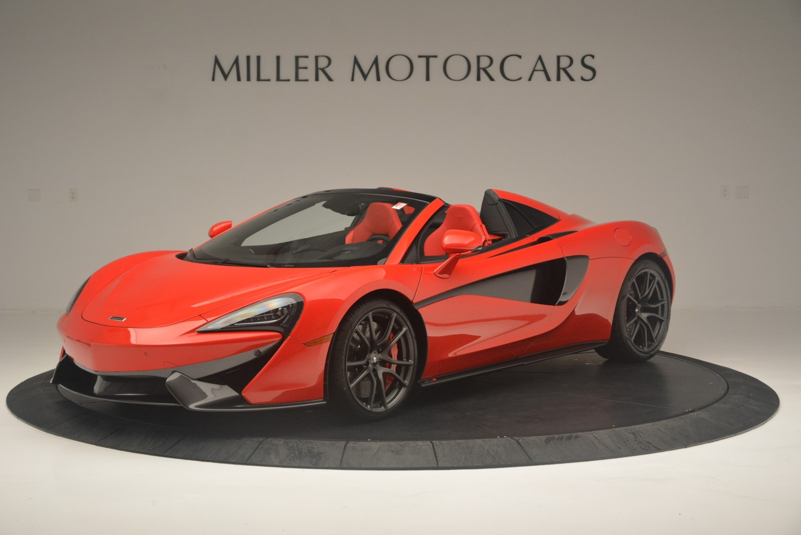 New 2019 McLaren 570S Spider Convertible For Sale In Greenwich, CT. Alfa Romeo of Greenwich, MC375