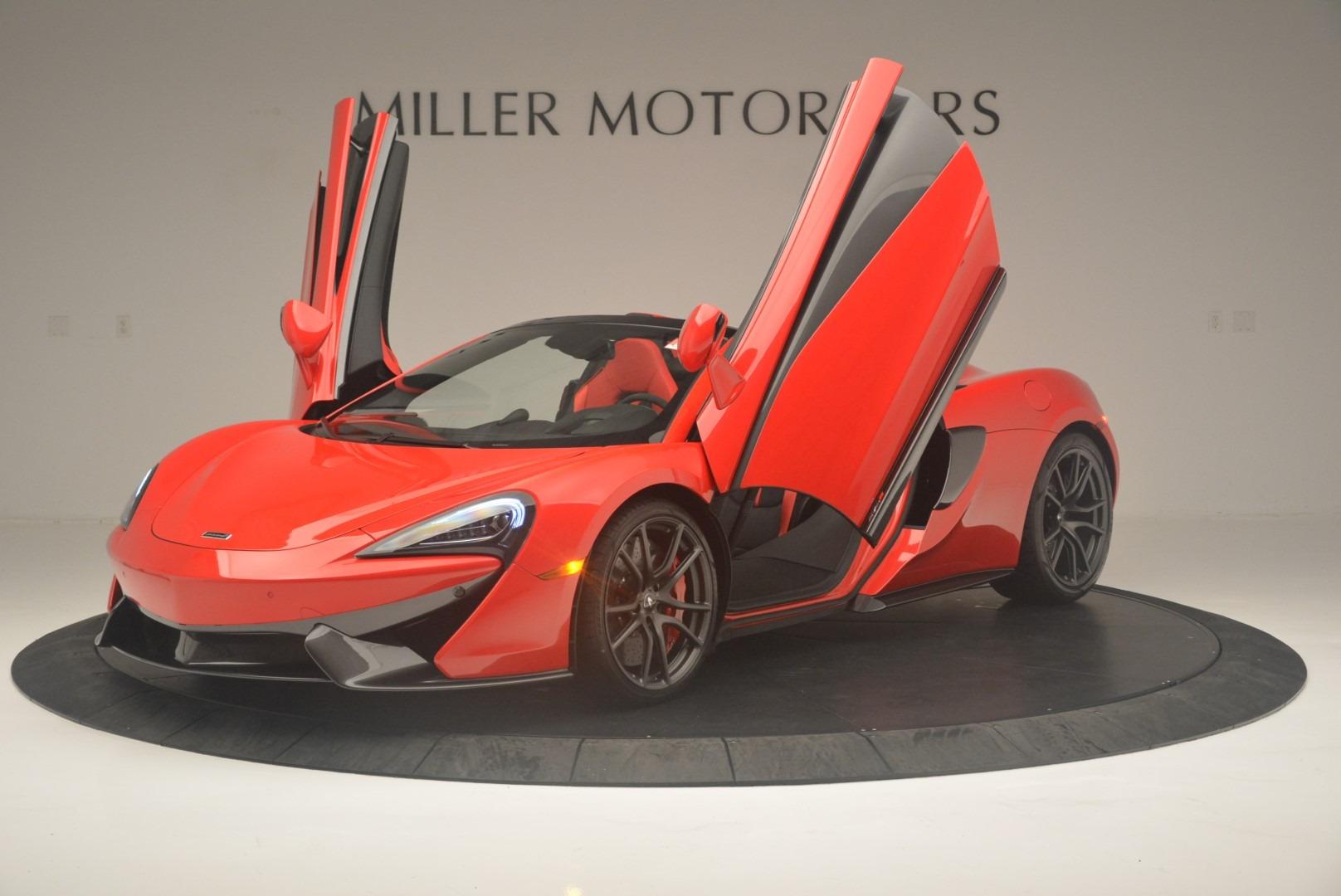 New 2019 McLaren 570S Spider Convertible For Sale In Greenwich, CT. Alfa Romeo of Greenwich, MC375 2564_p14