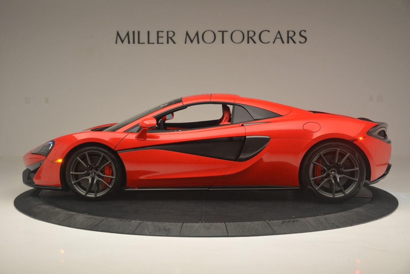 New 2019 McLaren 570S Spider Convertible For Sale In Greenwich, CT. Alfa Romeo of Greenwich, MC375 2564_p15