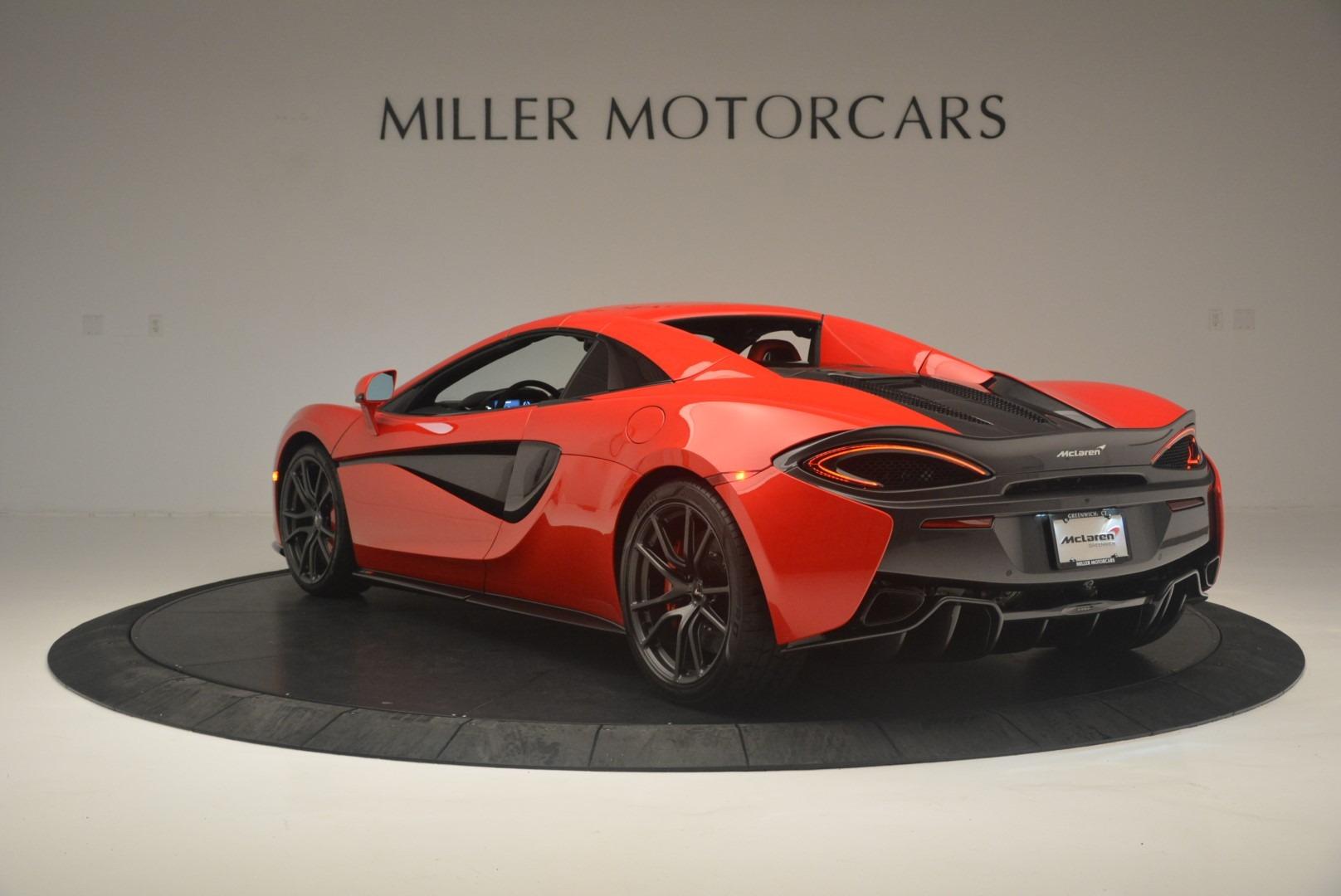 New 2019 McLaren 570S Spider Convertible For Sale In Greenwich, CT. Alfa Romeo of Greenwich, MC375 2564_p16
