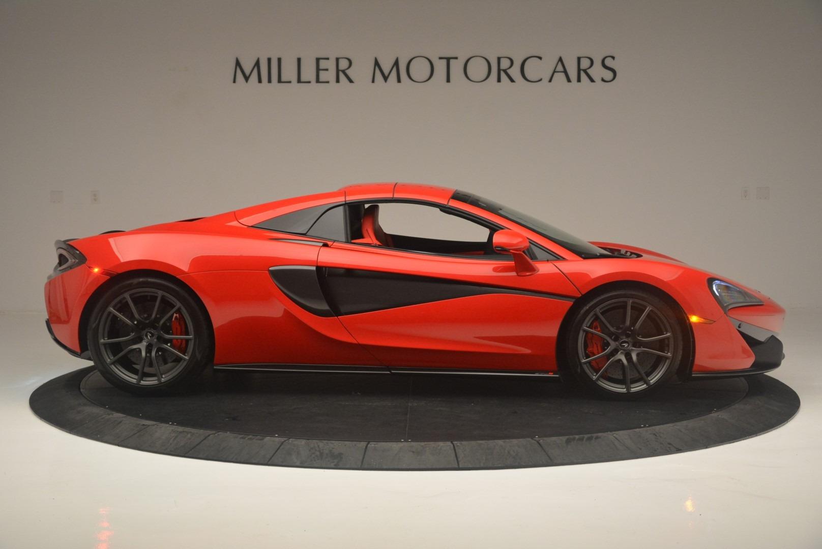 New 2019 McLaren 570S Spider Convertible For Sale In Greenwich, CT. Alfa Romeo of Greenwich, MC375 2564_p19