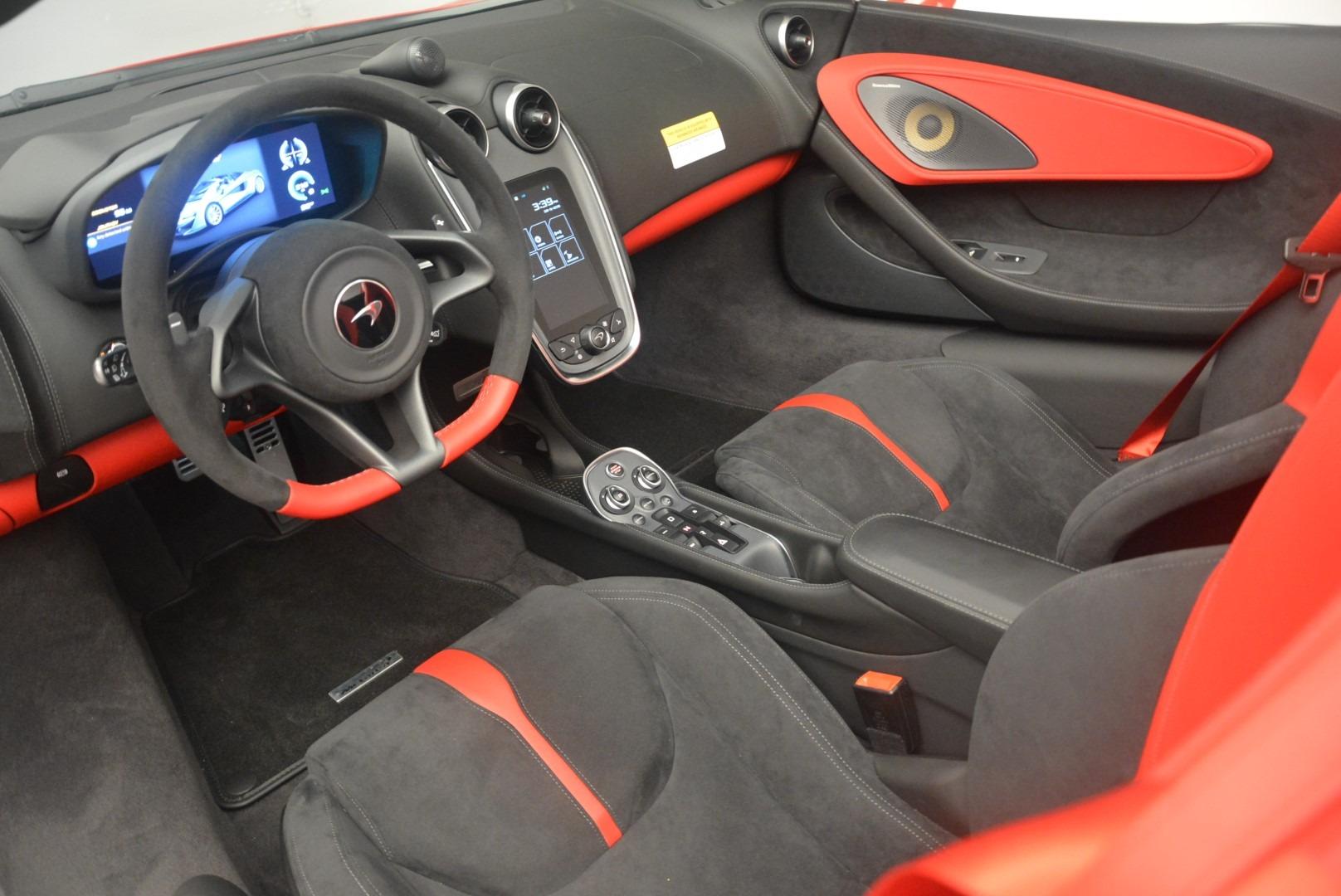 New 2019 McLaren 570S Spider Convertible For Sale In Greenwich, CT. Alfa Romeo of Greenwich, MC375 2564_p22