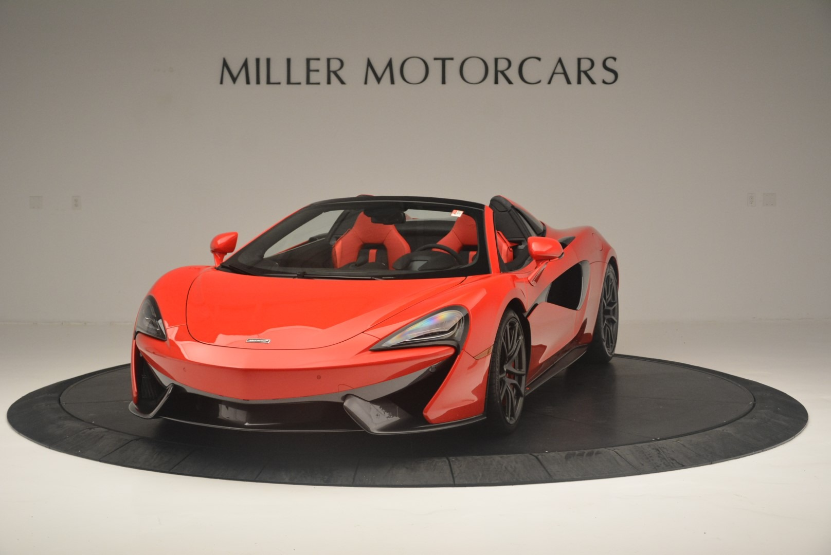 New 2019 McLaren 570S Spider Convertible For Sale In Greenwich, CT. Alfa Romeo of Greenwich, MC375 2564_p2