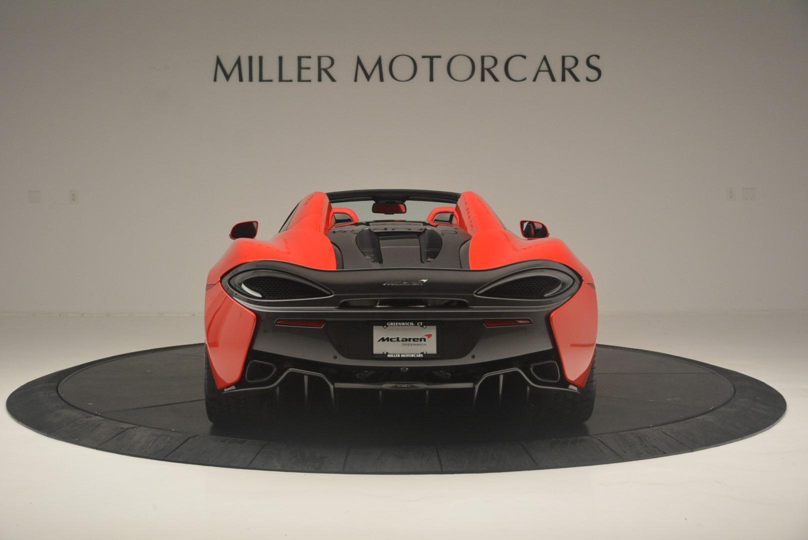 New 2019 McLaren 570S Spider Convertible For Sale In Greenwich, CT. Alfa Romeo of Greenwich, MC375 2564_p6