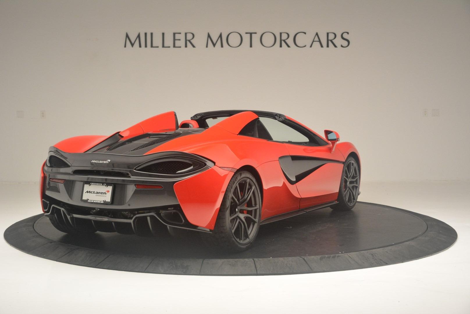 New 2019 McLaren 570S Spider Convertible For Sale In Greenwich, CT. Alfa Romeo of Greenwich, MC375 2564_p7