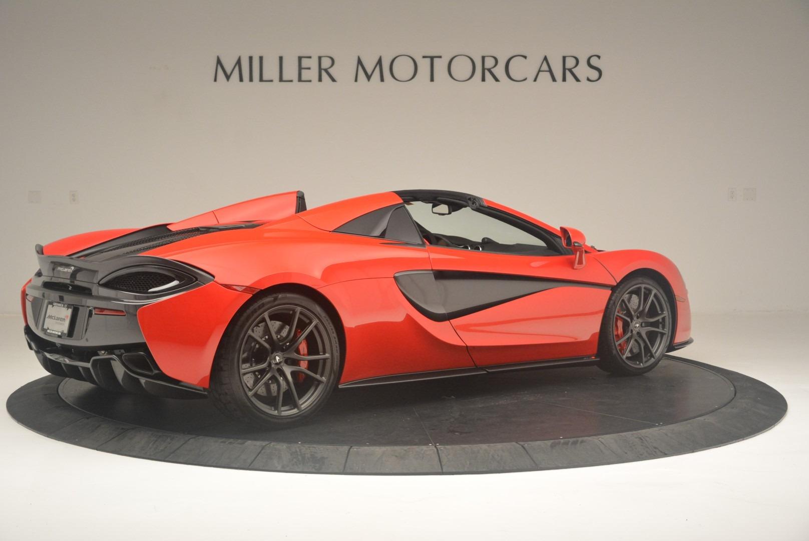 New 2019 McLaren 570S Spider Convertible For Sale In Greenwich, CT. Alfa Romeo of Greenwich, MC375 2564_p8