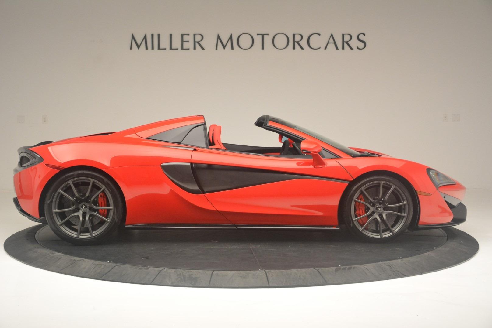 New 2019 McLaren 570S Spider Convertible For Sale In Greenwich, CT. Alfa Romeo of Greenwich, MC375 2564_p9