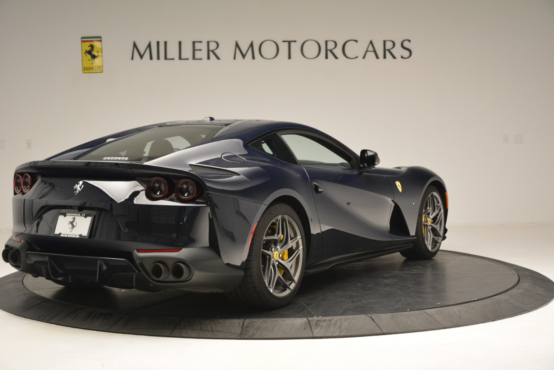 Used 2018 Ferrari 812 Superfast  For Sale In Greenwich, CT. Alfa Romeo of Greenwich, 4507 2569_p8