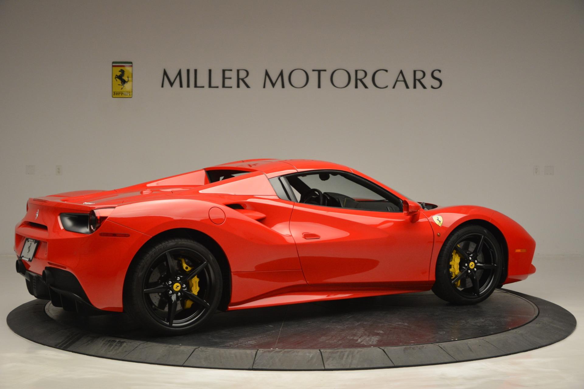 Used 2018 Ferrari 488 Spider  For Sale In Greenwich, CT. Alfa Romeo of Greenwich, 4508 2570_p20