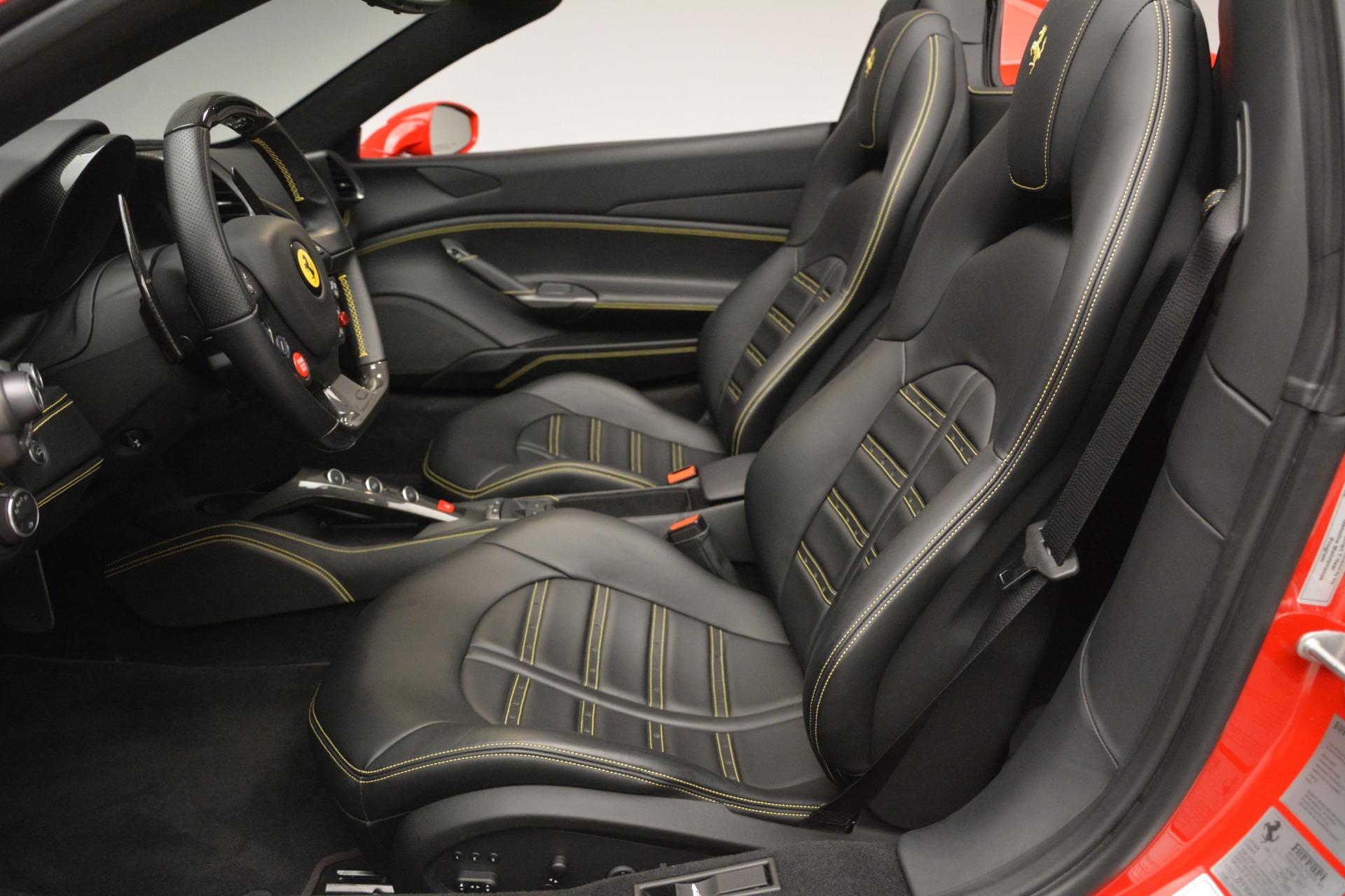 Used 2018 Ferrari 488 Spider  For Sale In Greenwich, CT. Alfa Romeo of Greenwich, 4508 2570_p26