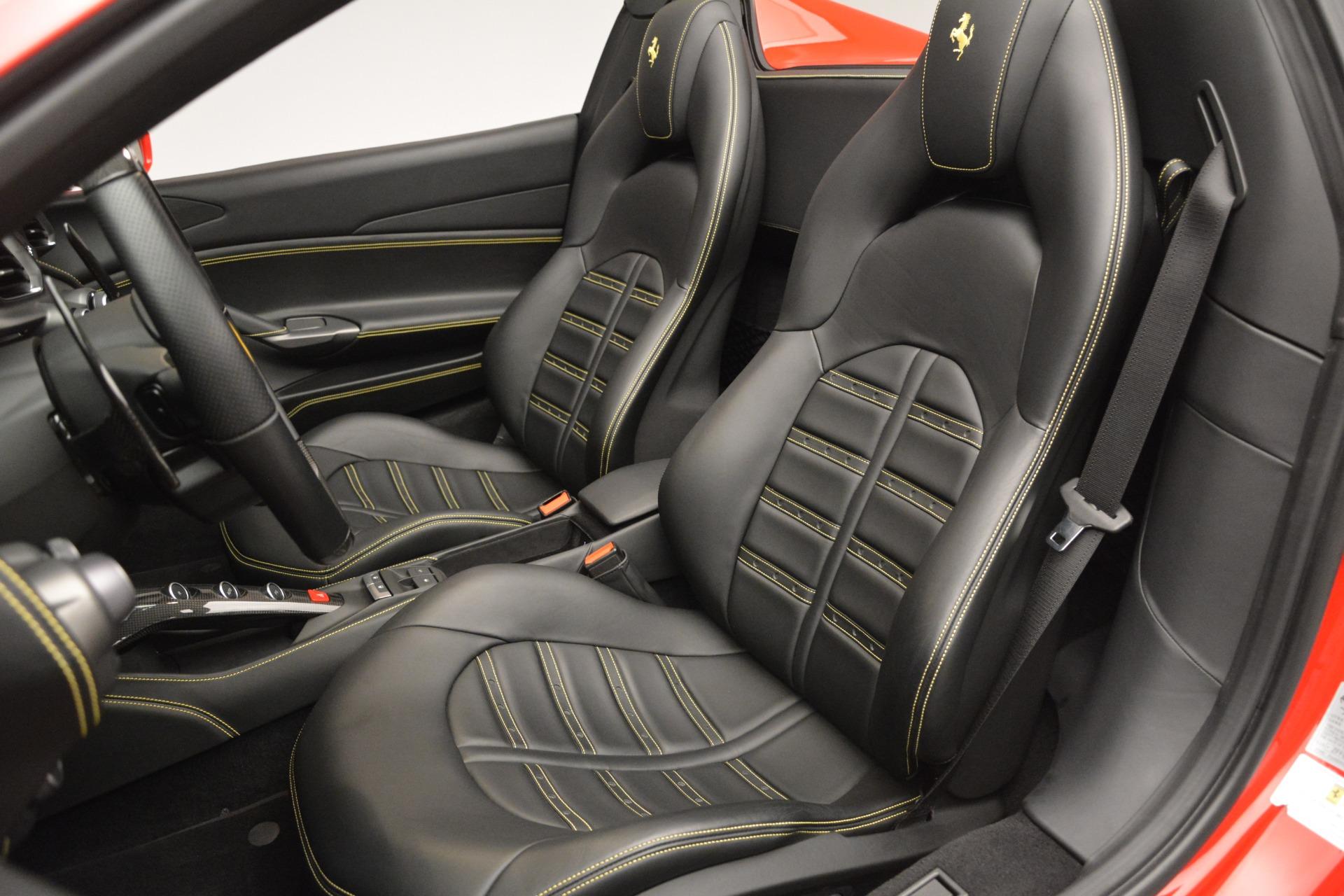 Used 2018 Ferrari 488 Spider  For Sale In Greenwich, CT. Alfa Romeo of Greenwich, 4508 2570_p27