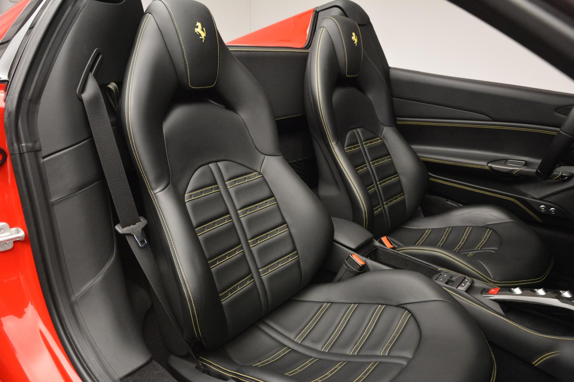 Used 2018 Ferrari 488 Spider  For Sale In Greenwich, CT. Alfa Romeo of Greenwich, 4508 2570_p31