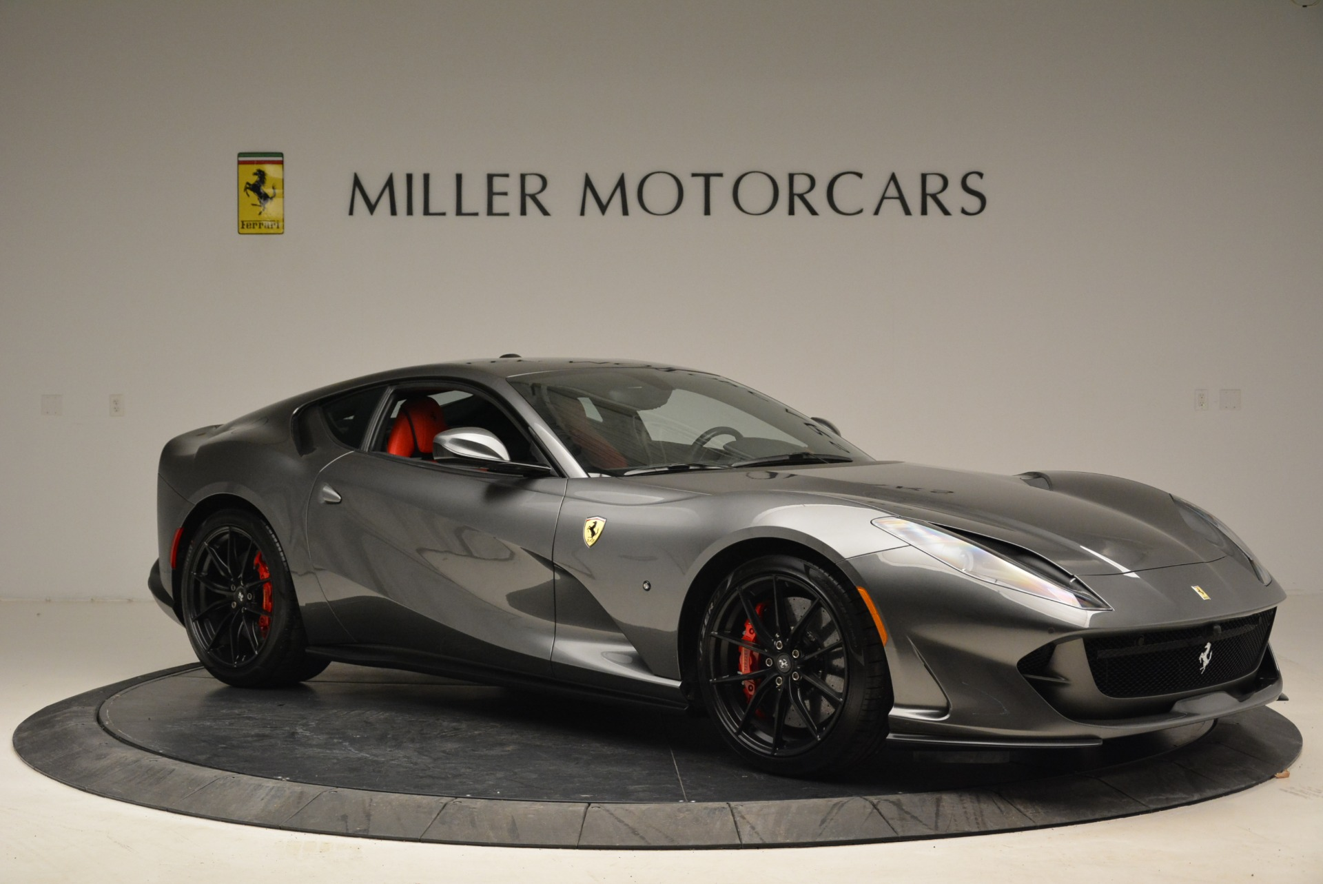 Used 2018 Ferrari 812 Superfast  For Sale In Greenwich, CT. Alfa Romeo of Greenwich, F1850B 2573_p10