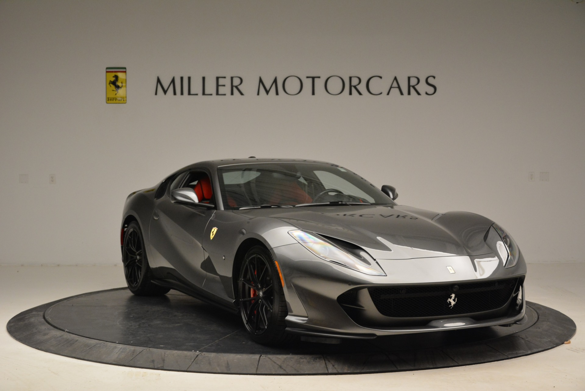 Used 2018 Ferrari 812 Superfast  For Sale In Greenwich, CT. Alfa Romeo of Greenwich, F1850B 2573_p11