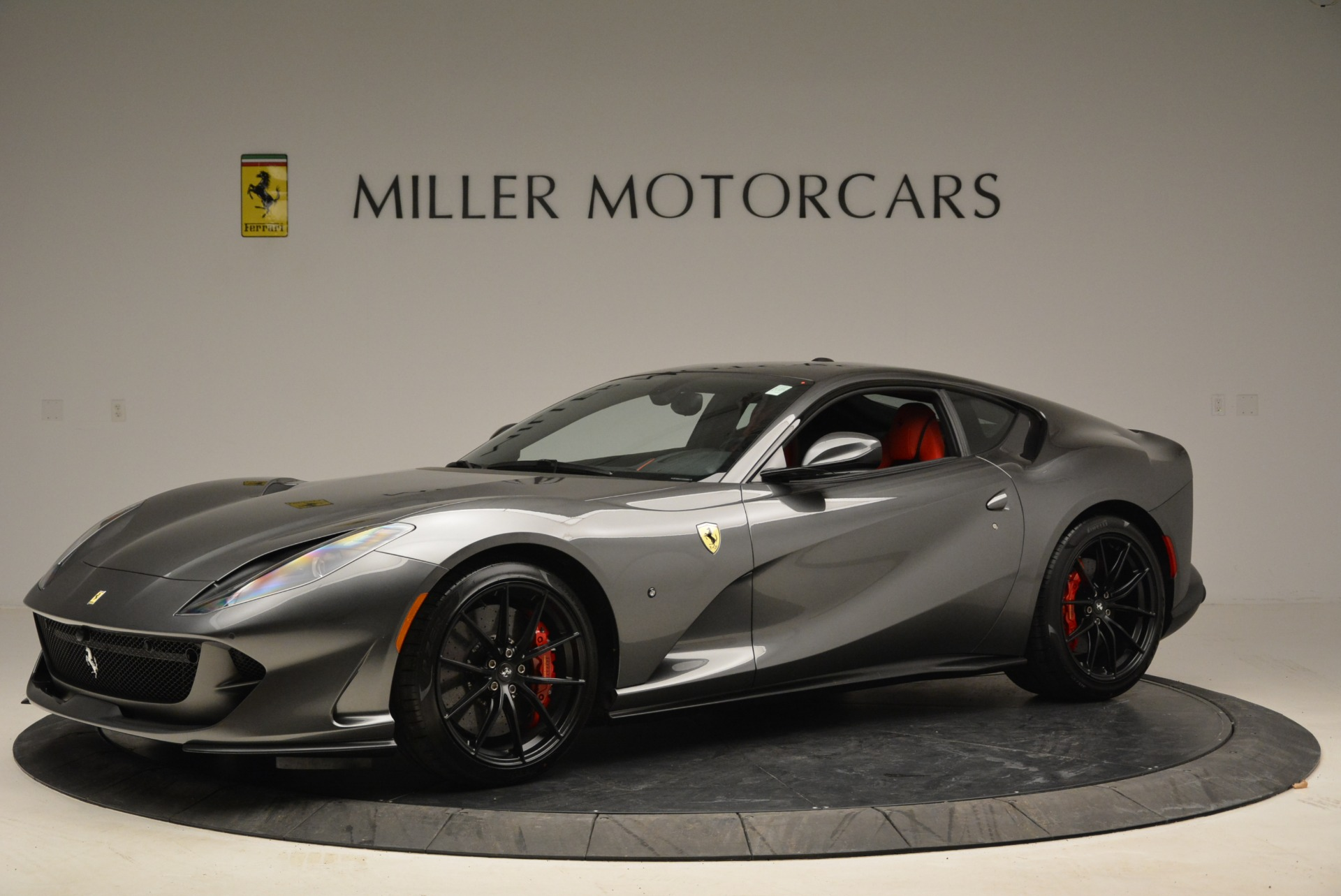 Used 2018 Ferrari 812 Superfast  For Sale In Greenwich, CT. Alfa Romeo of Greenwich, F1850B 2573_p2