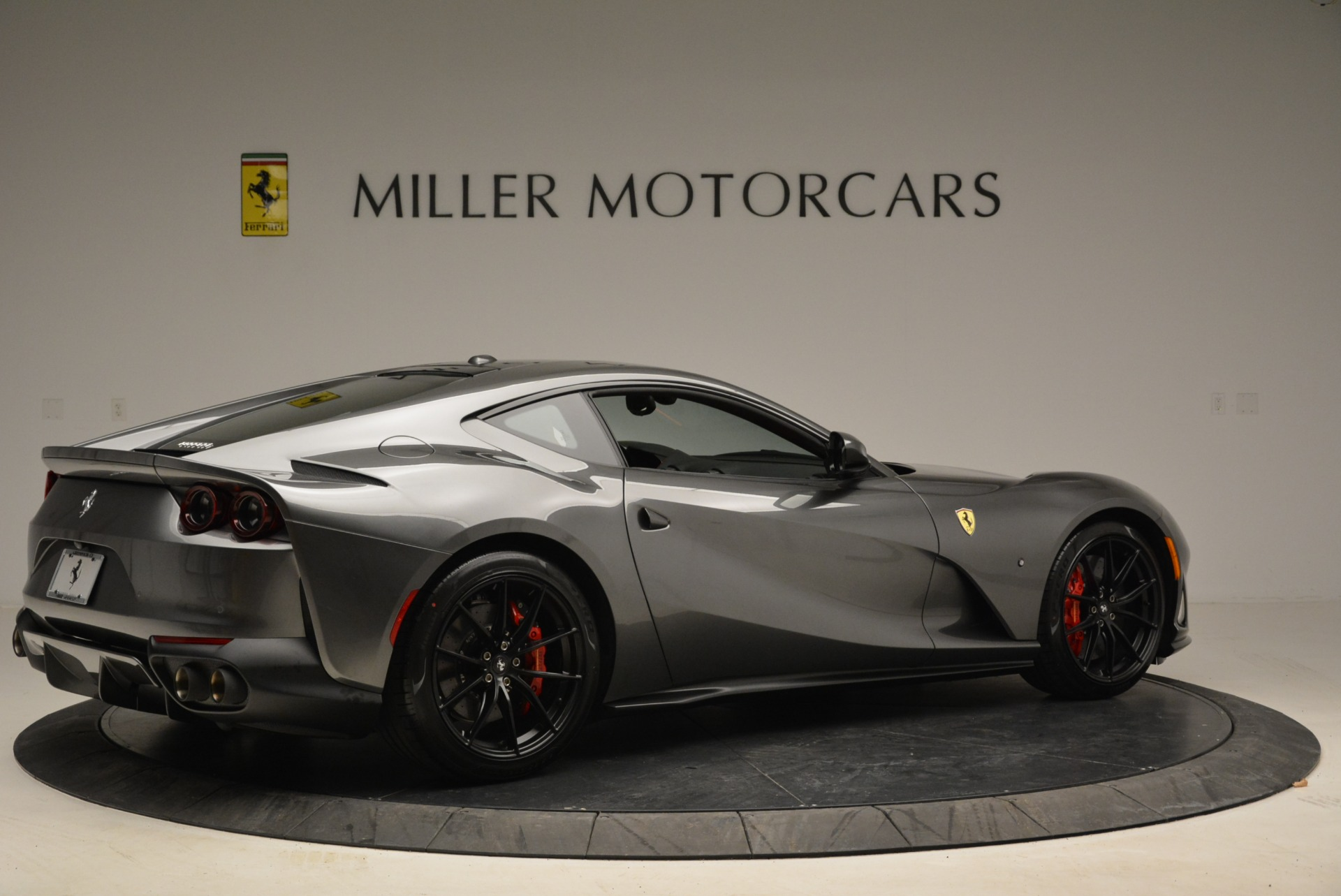 Used 2018 Ferrari 812 Superfast  For Sale In Greenwich, CT. Alfa Romeo of Greenwich, F1850B 2573_p8