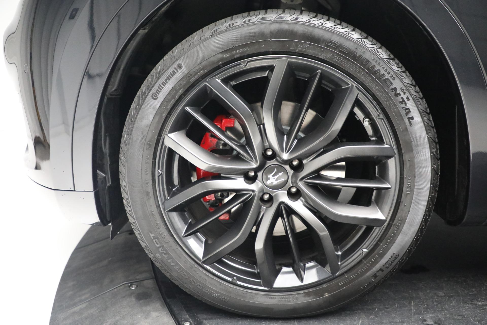 New 2019 Maserati Levante Q4 GranLusso For Sale In Greenwich, CT. Alfa Romeo of Greenwich, M2191 2574_p13