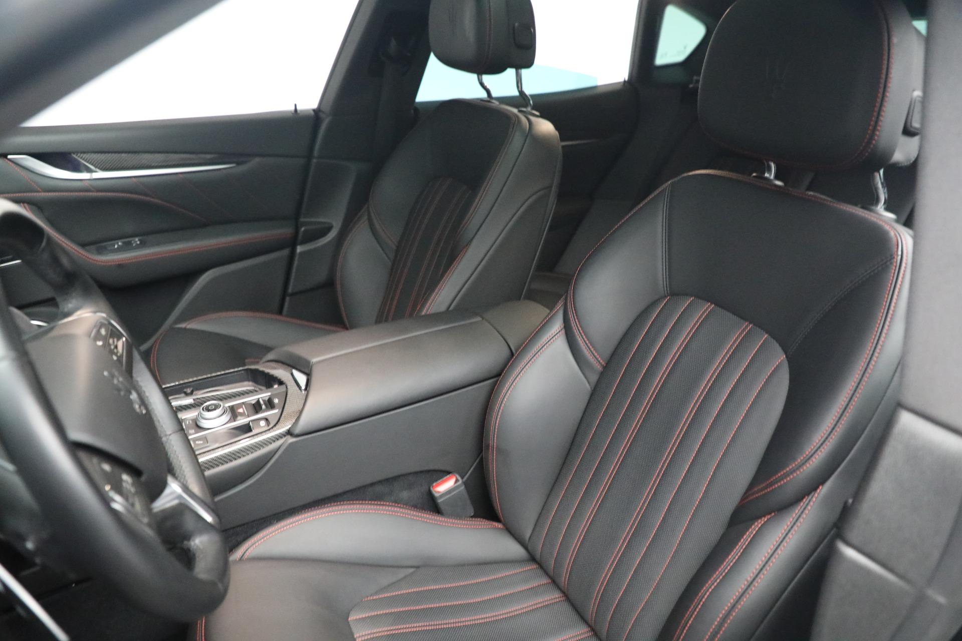 New 2019 Maserati Levante Q4 GranLusso For Sale In Greenwich, CT. Alfa Romeo of Greenwich, M2191 2574_p15