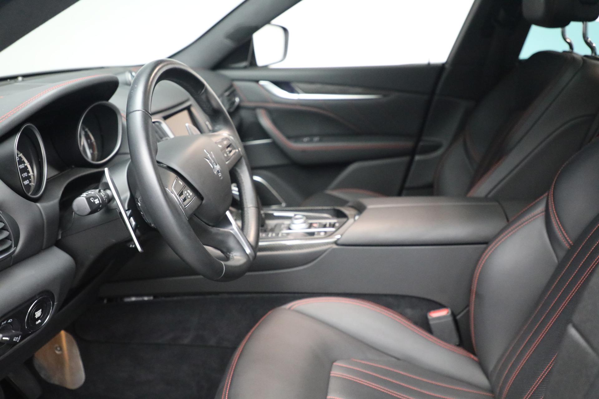 New 2019 Maserati Levante Q4 GranLusso For Sale In Greenwich, CT. Alfa Romeo of Greenwich, M2191 2574_p16