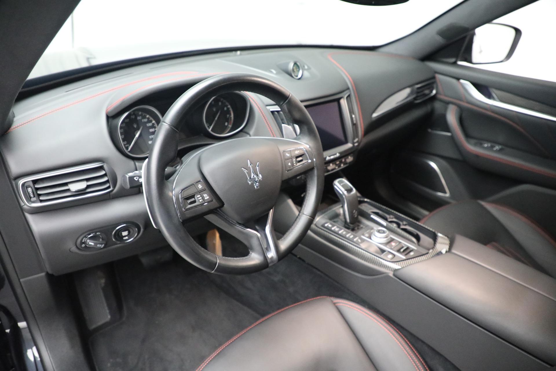 New 2019 Maserati Levante Q4 GranLusso For Sale In Greenwich, CT. Alfa Romeo of Greenwich, M2191 2574_p17