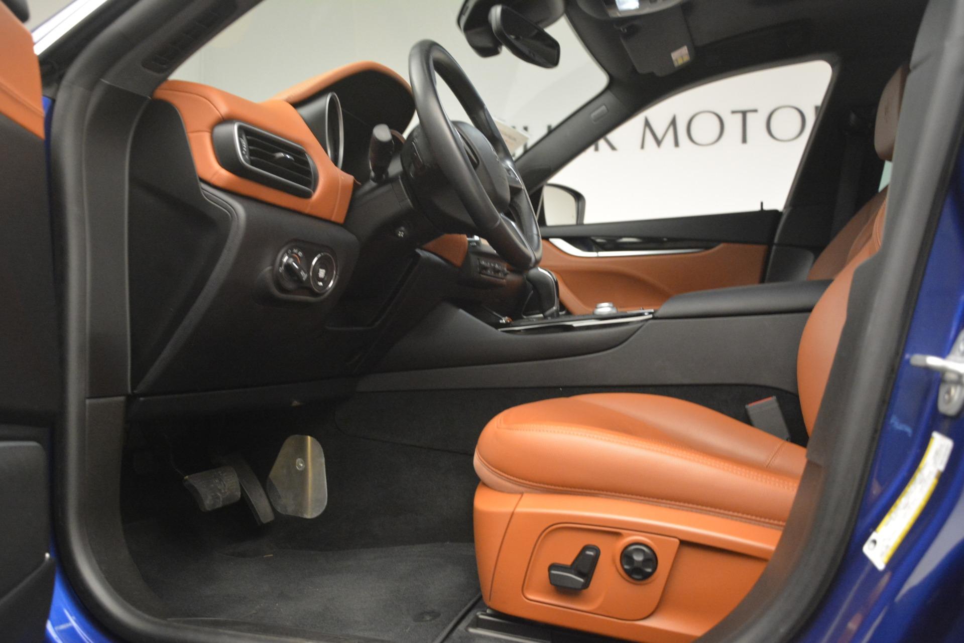 Used 2018 Maserati Levante Q4 For Sale In Greenwich, CT. Alfa Romeo of Greenwich, M1932 2575_p14
