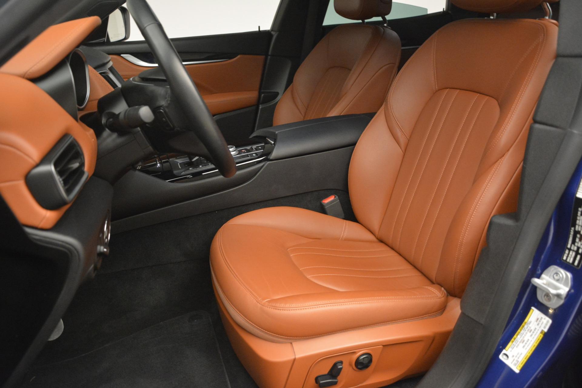 Used 2018 Maserati Levante Q4 For Sale In Greenwich, CT. Alfa Romeo of Greenwich, M1932 2575_p15