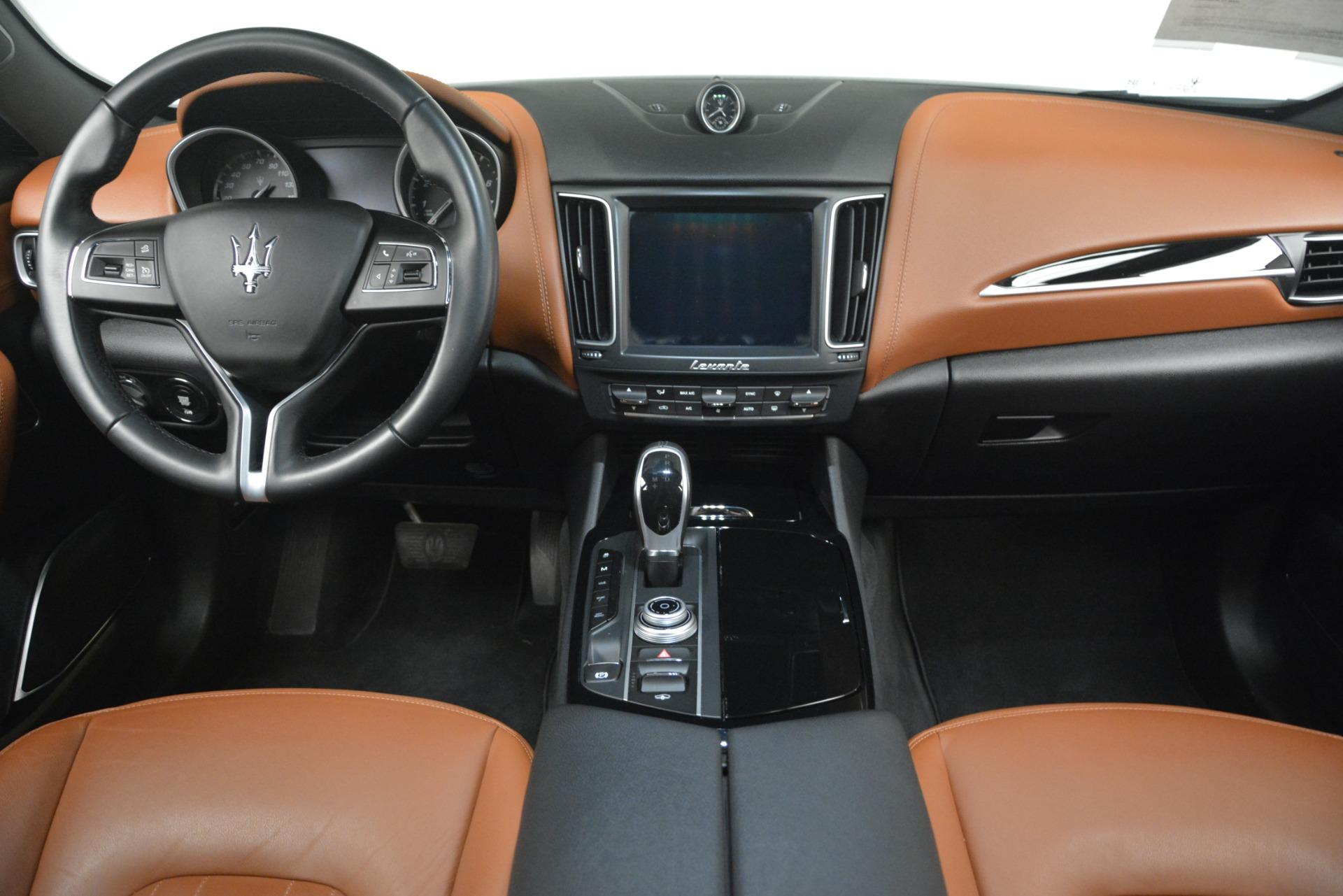 Used 2018 Maserati Levante Q4 For Sale In Greenwich, CT. Alfa Romeo of Greenwich, M1932 2575_p16