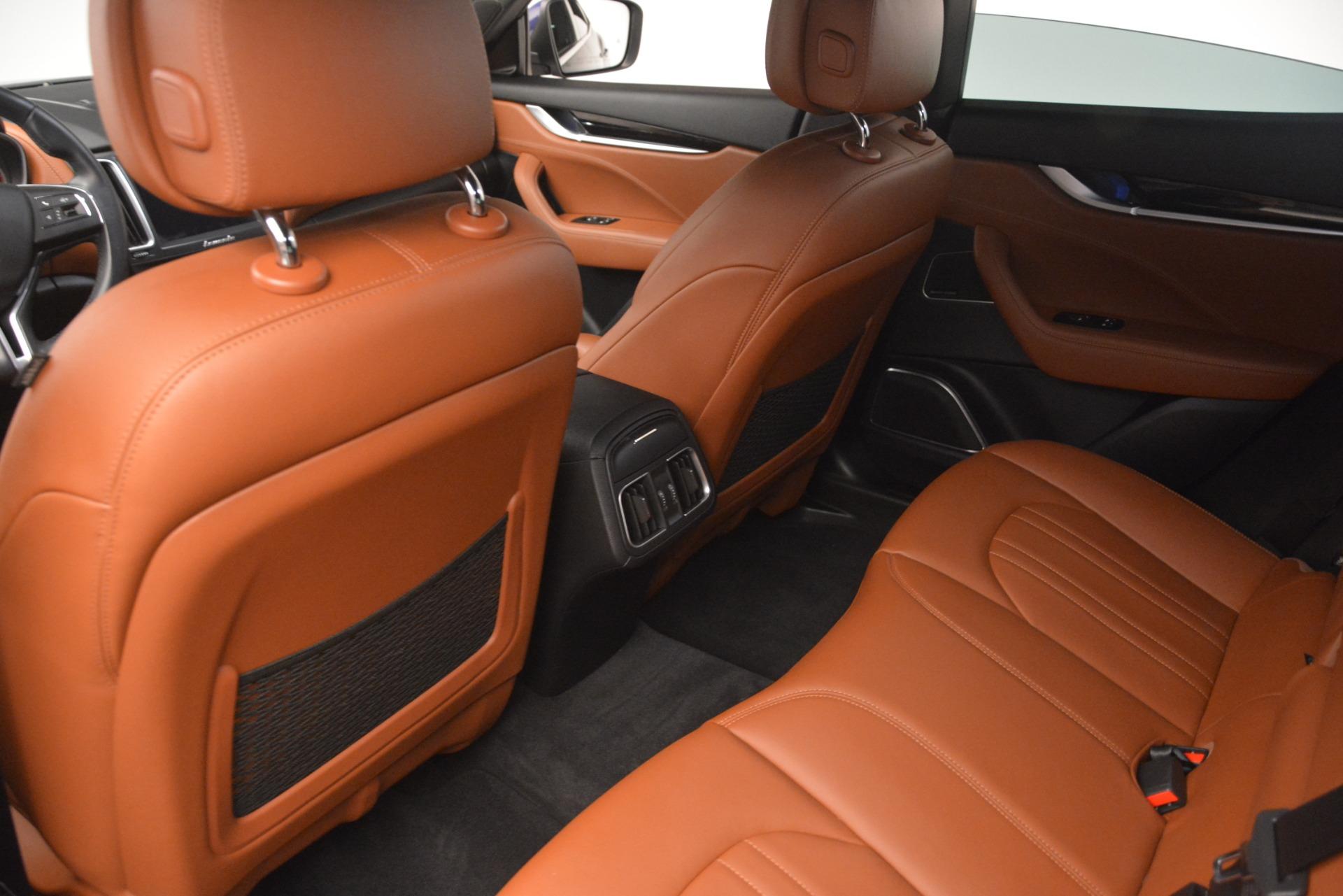 Used 2018 Maserati Levante Q4 For Sale In Greenwich, CT. Alfa Romeo of Greenwich, M1932 2575_p18