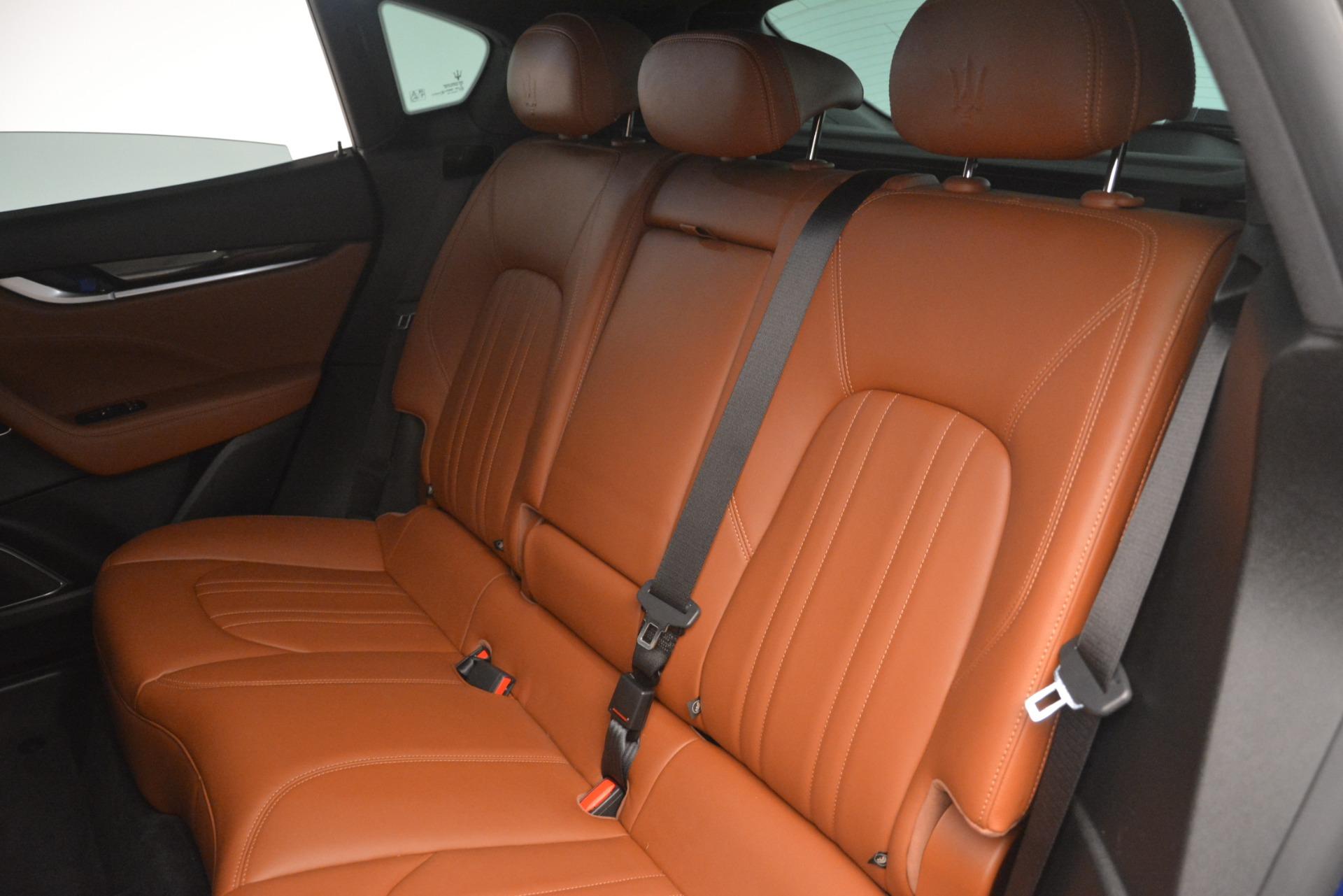 Used 2018 Maserati Levante Q4 For Sale In Greenwich, CT. Alfa Romeo of Greenwich, M1932 2575_p20