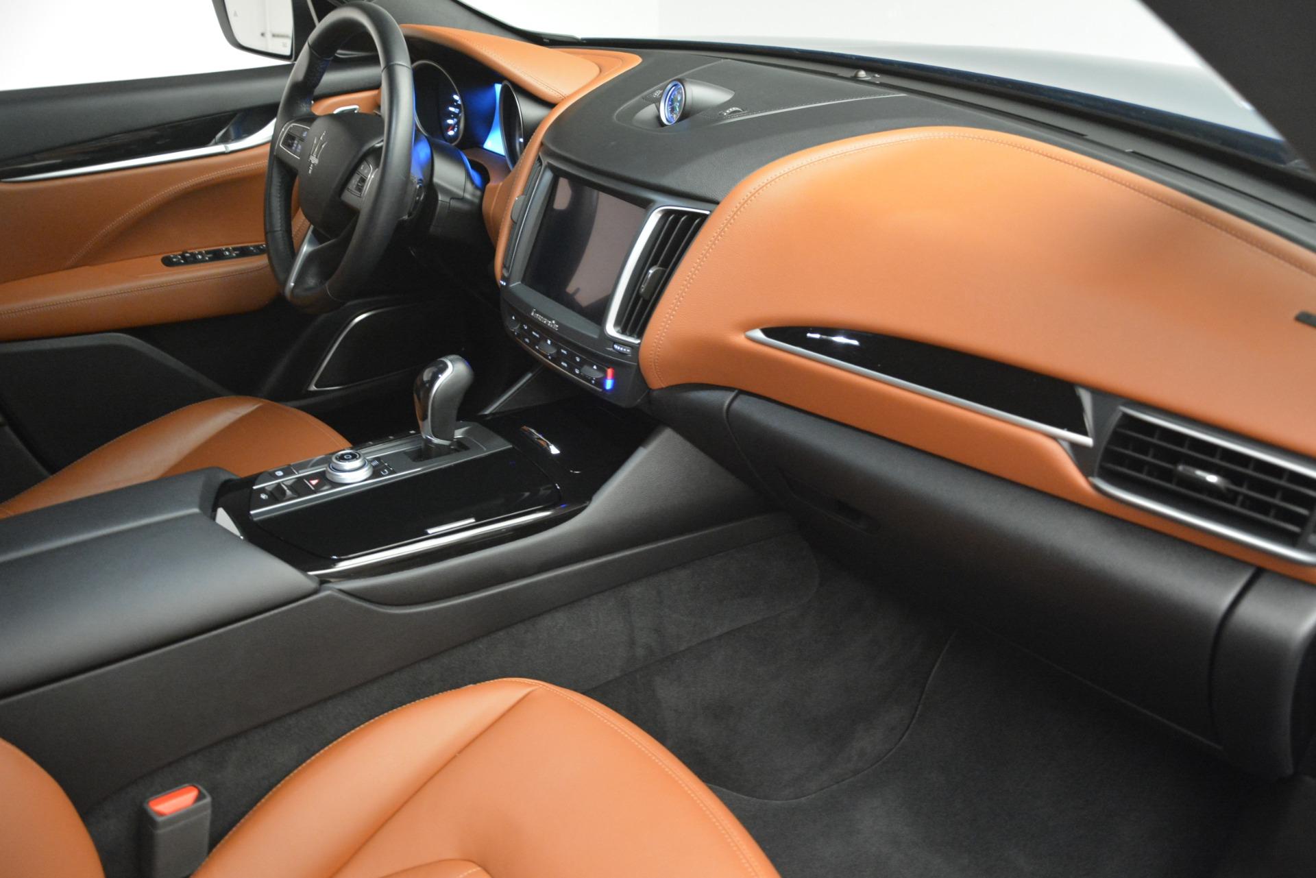 Used 2018 Maserati Levante Q4 For Sale In Greenwich, CT. Alfa Romeo of Greenwich, M1932 2575_p22