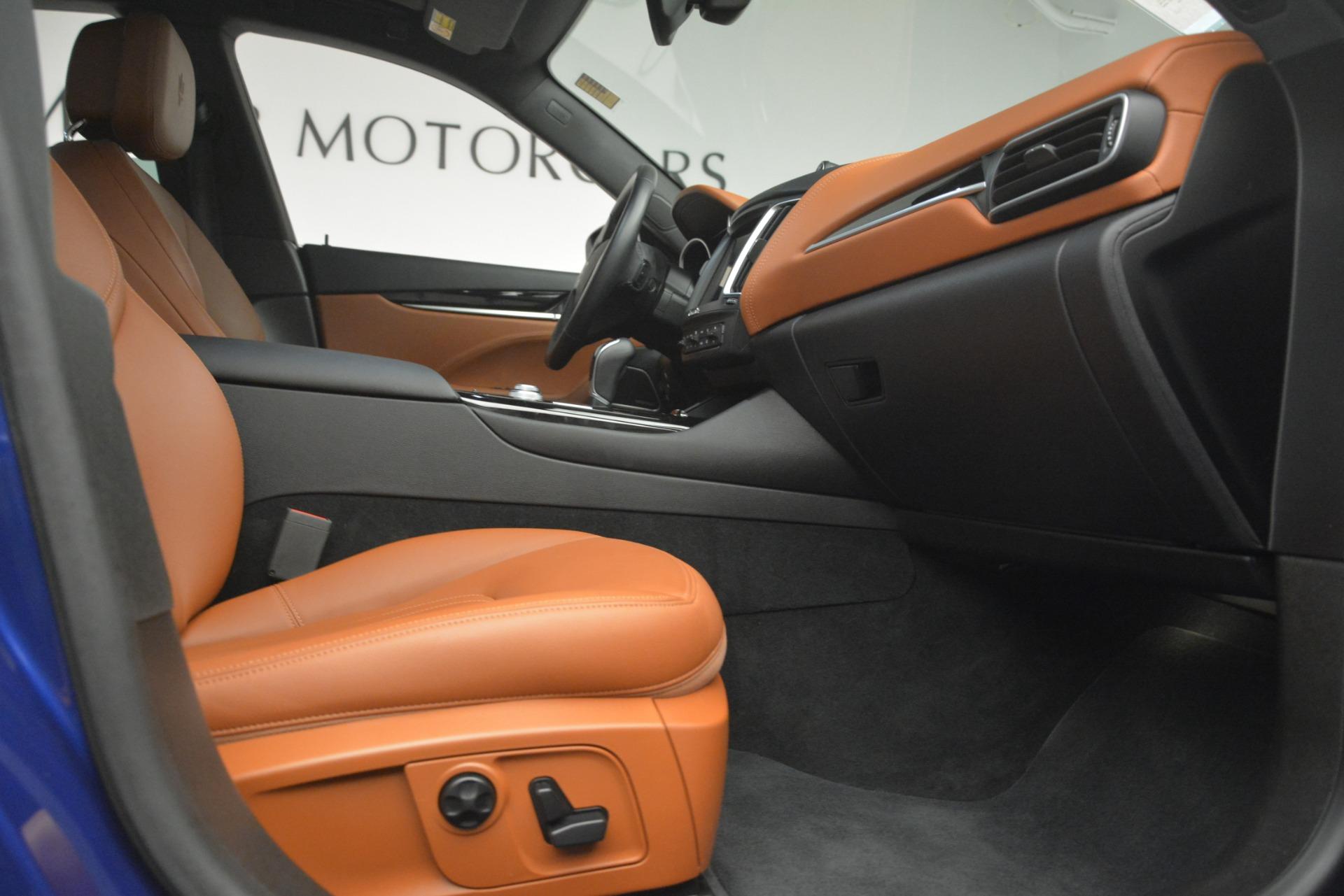 Used 2018 Maserati Levante Q4 For Sale In Greenwich, CT. Alfa Romeo of Greenwich, M1932 2575_p23