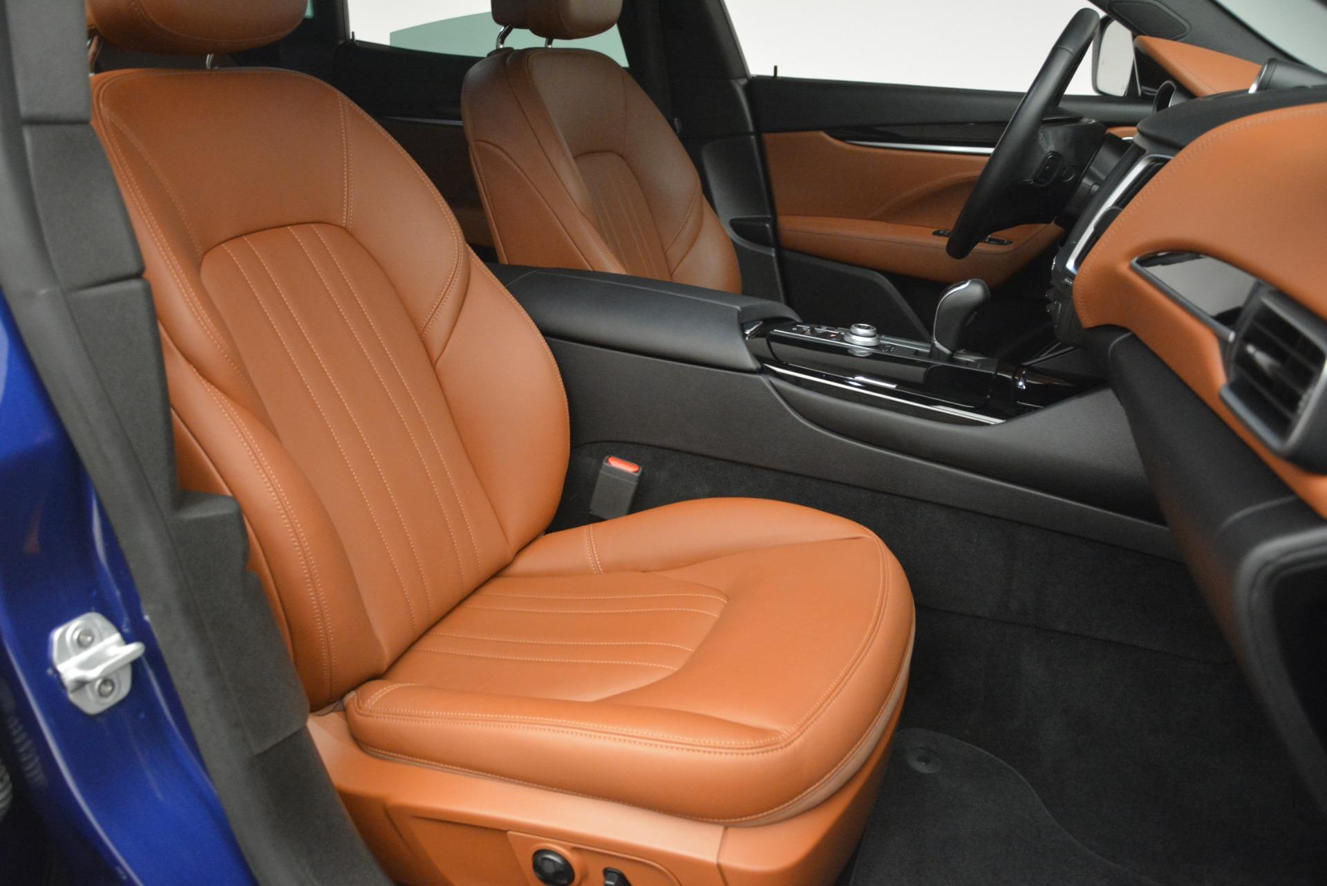 Used 2018 Maserati Levante Q4 For Sale In Greenwich, CT. Alfa Romeo of Greenwich, M1932 2575_p24