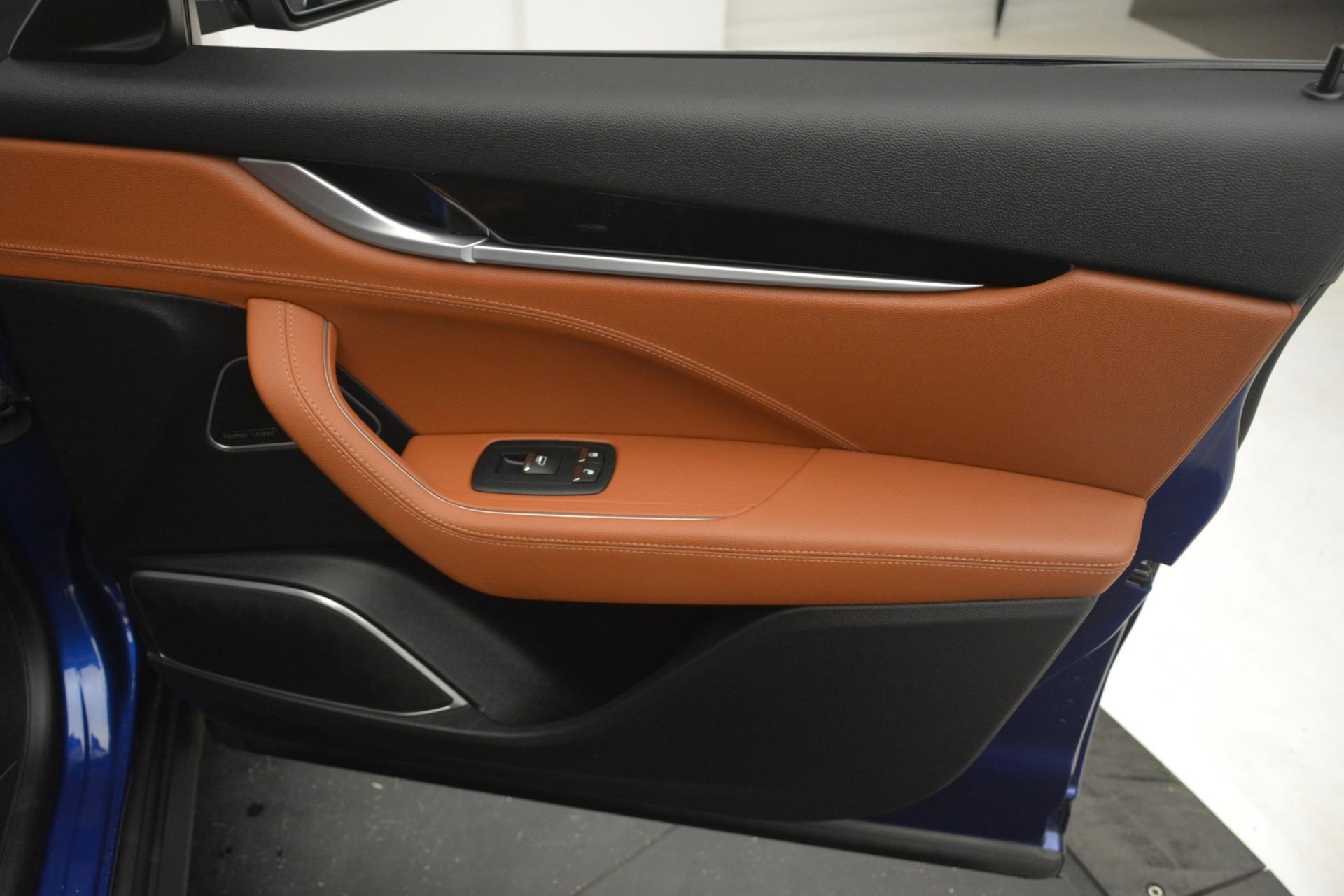 Used 2018 Maserati Levante Q4 For Sale In Greenwich, CT. Alfa Romeo of Greenwich, M1932 2575_p25