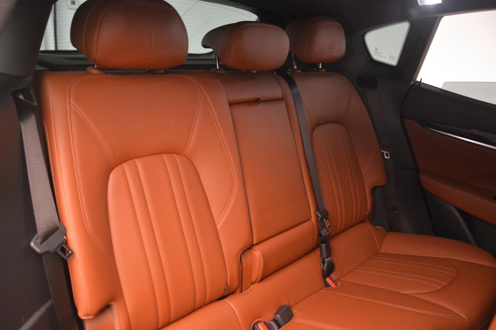 Used 2018 Maserati Levante Q4 For Sale In Greenwich, CT. Alfa Romeo of Greenwich, M1932 2575_p26