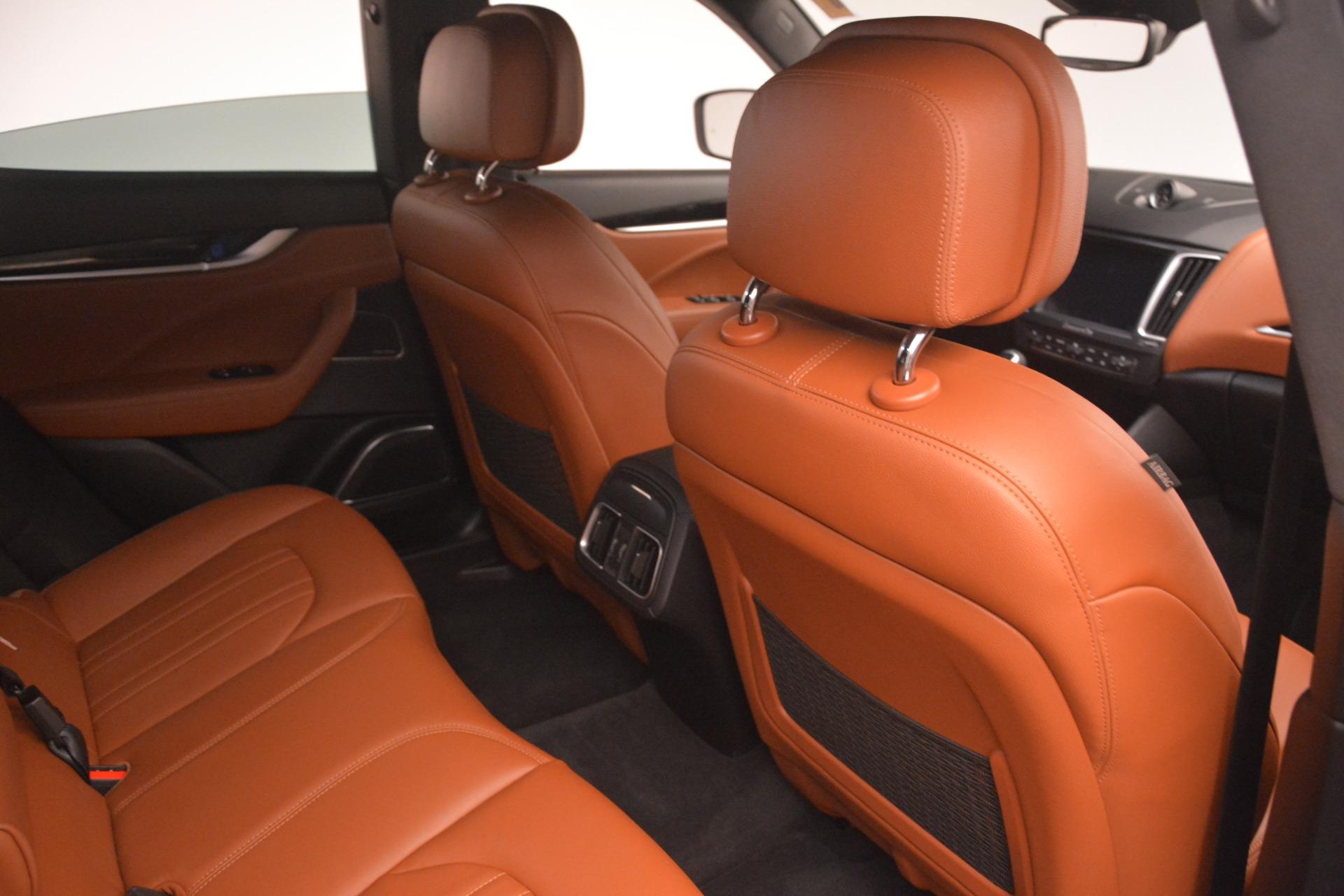 Used 2018 Maserati Levante Q4 For Sale In Greenwich, CT. Alfa Romeo of Greenwich, M1932 2575_p28