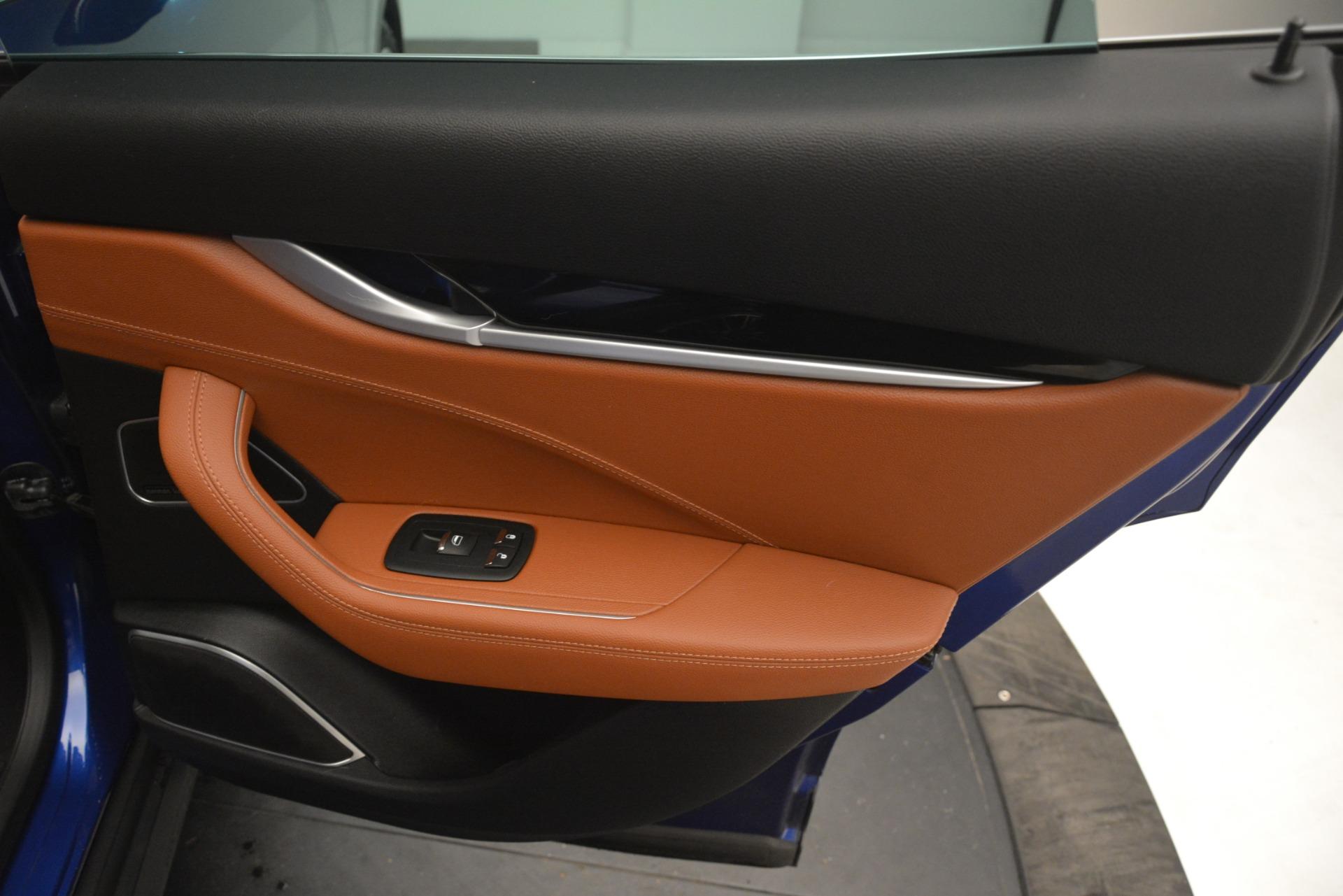 Used 2018 Maserati Levante Q4 For Sale In Greenwich, CT. Alfa Romeo of Greenwich, M1932 2575_p29