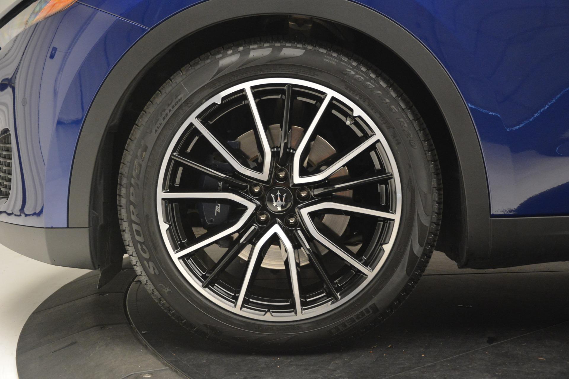 Used 2018 Maserati Levante Q4 For Sale In Greenwich, CT. Alfa Romeo of Greenwich, M1932 2575_p30