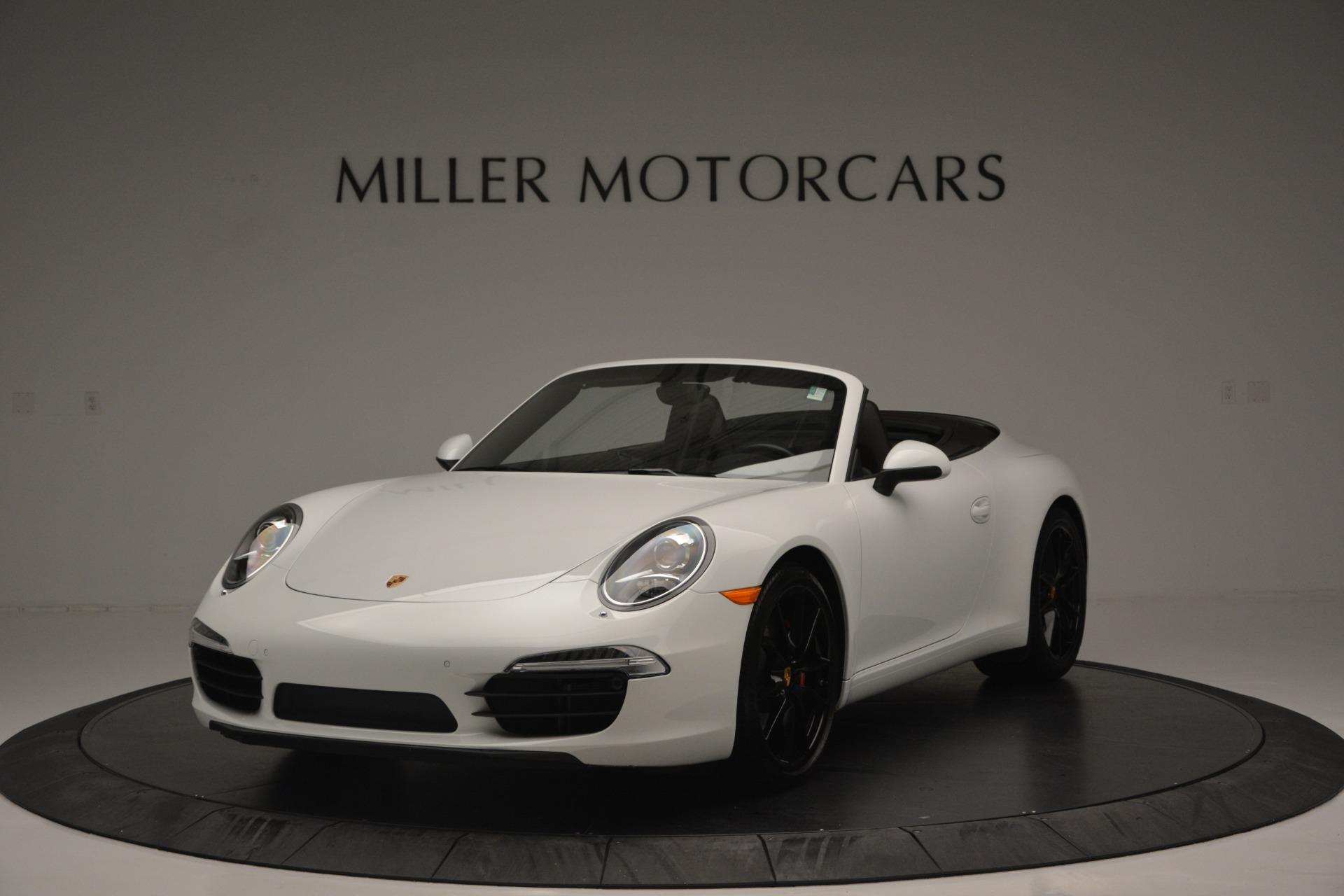 Used 2015 Porsche 911 Carrera S For Sale In Greenwich, CT. Alfa Romeo of Greenwich, 7431 2578_main
