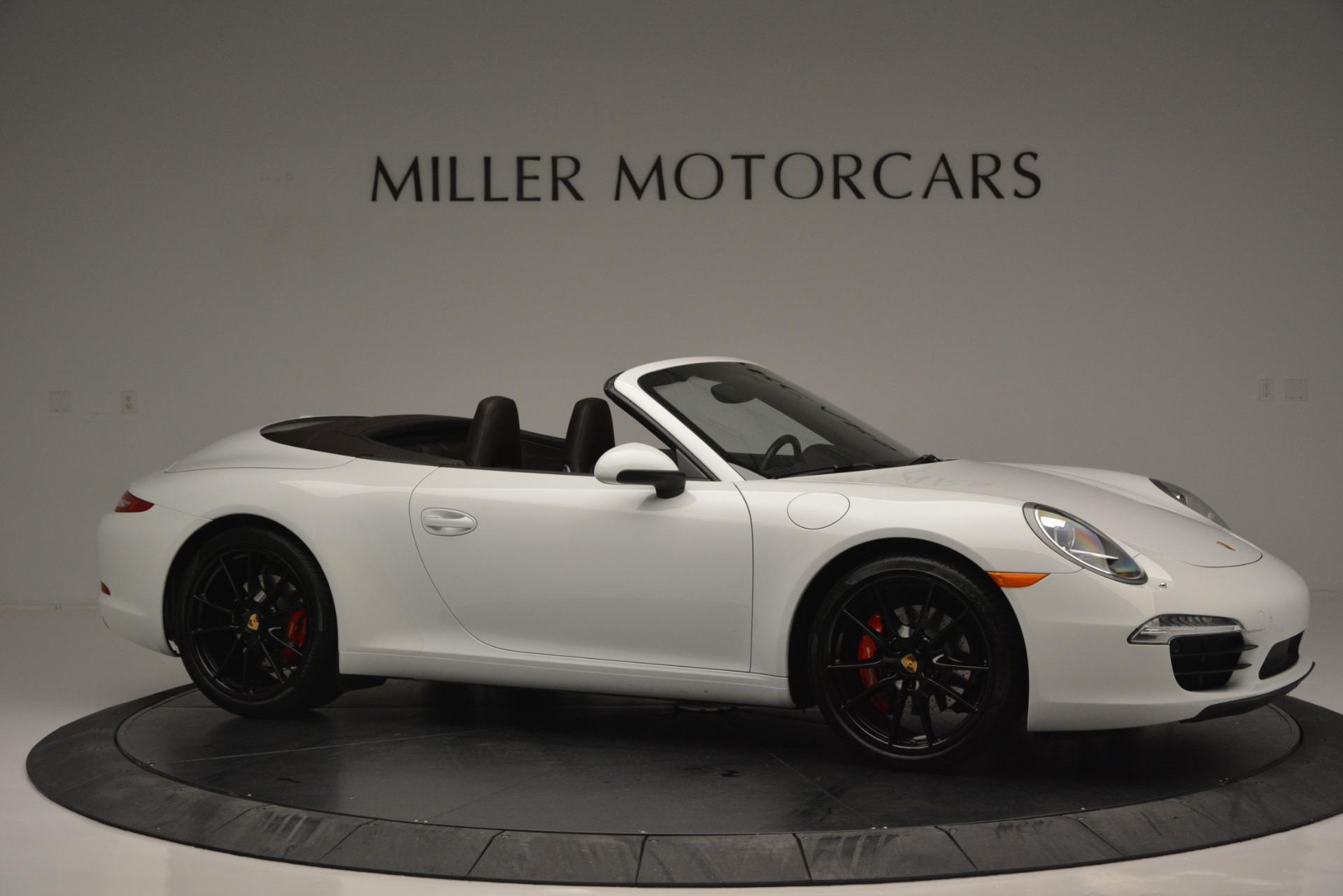Used 2015 Porsche 911 Carrera S For Sale In Greenwich, CT. Alfa Romeo of Greenwich, 7431 2578_p10