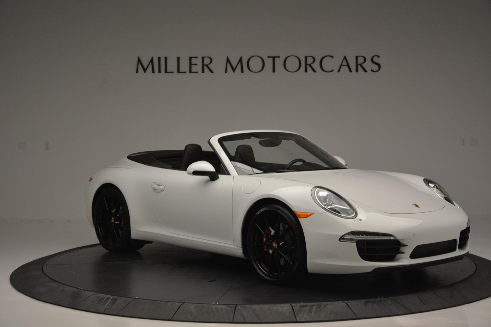 Used 2015 Porsche 911 Carrera S For Sale In Greenwich, CT. Alfa Romeo of Greenwich, 7431 2578_p11