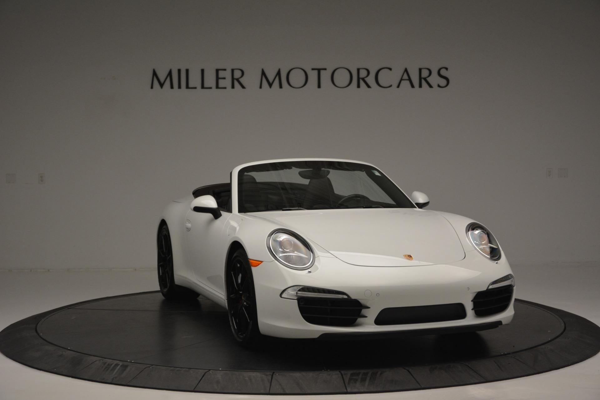 Used 2015 Porsche 911 Carrera S For Sale In Greenwich, CT. Alfa Romeo of Greenwich, 7431 2578_p12