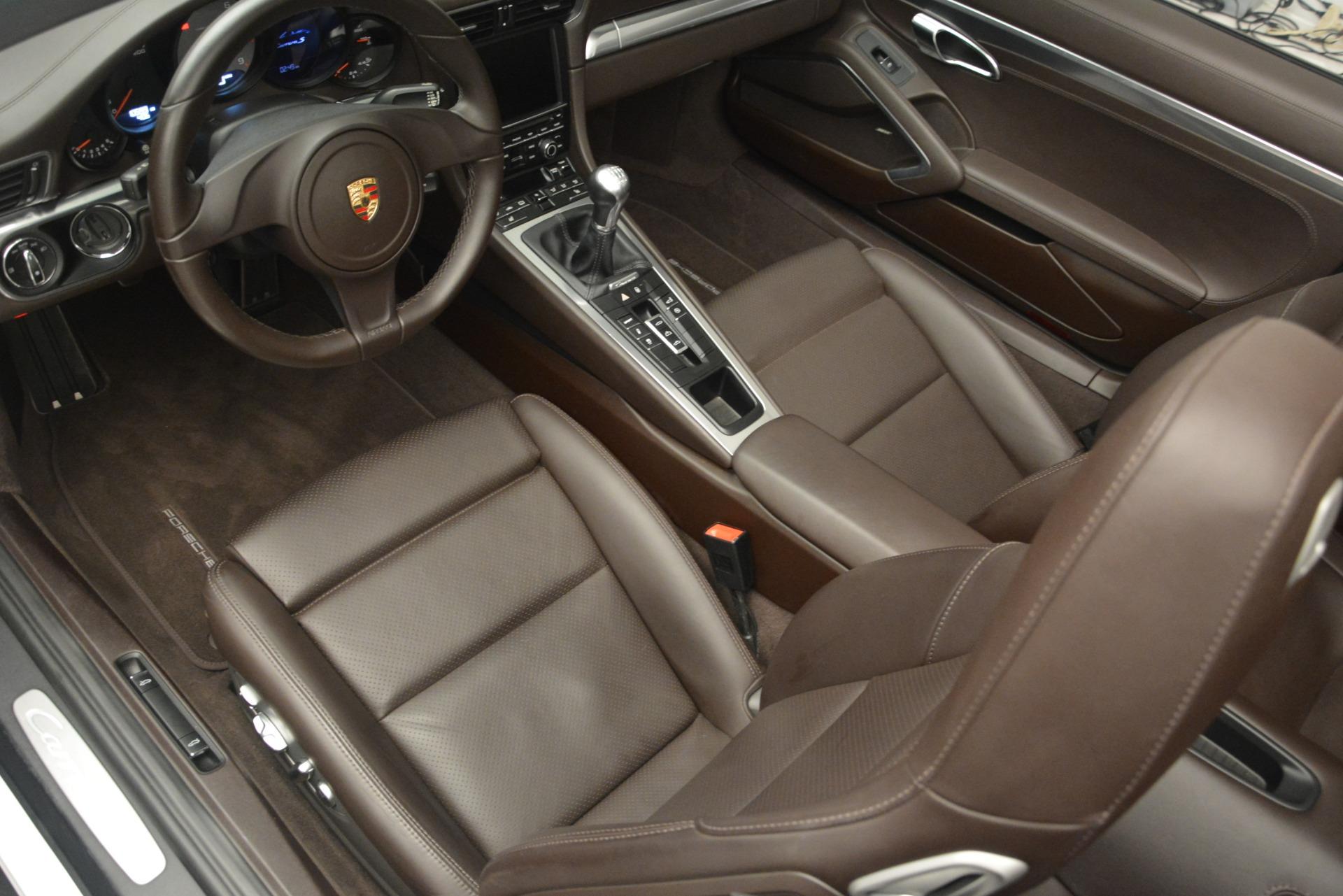 Used 2015 Porsche 911 Carrera S For Sale In Greenwich, CT. Alfa Romeo of Greenwich, 7431 2578_p14