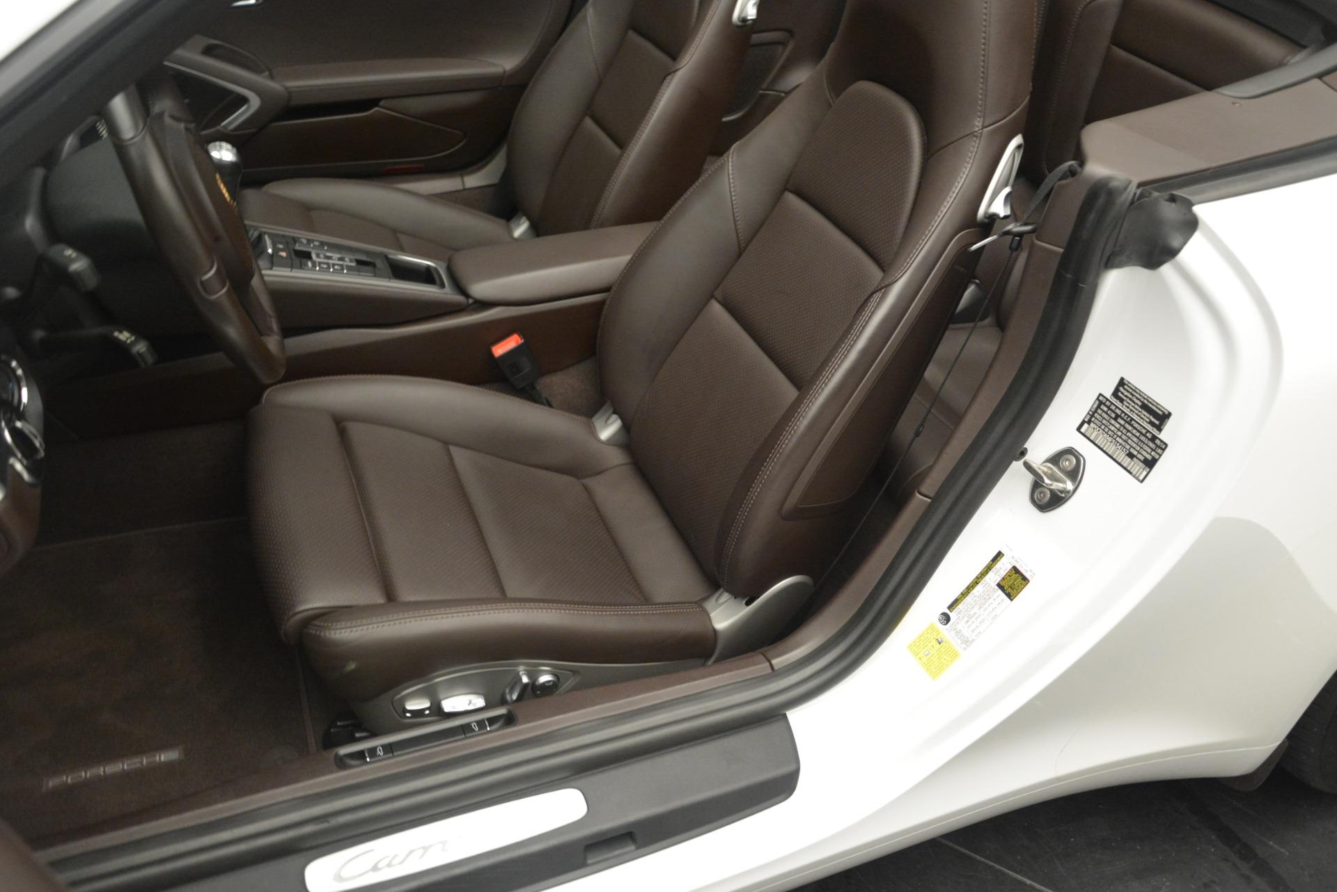 Used 2015 Porsche 911 Carrera S For Sale In Greenwich, CT. Alfa Romeo of Greenwich, 7431 2578_p17