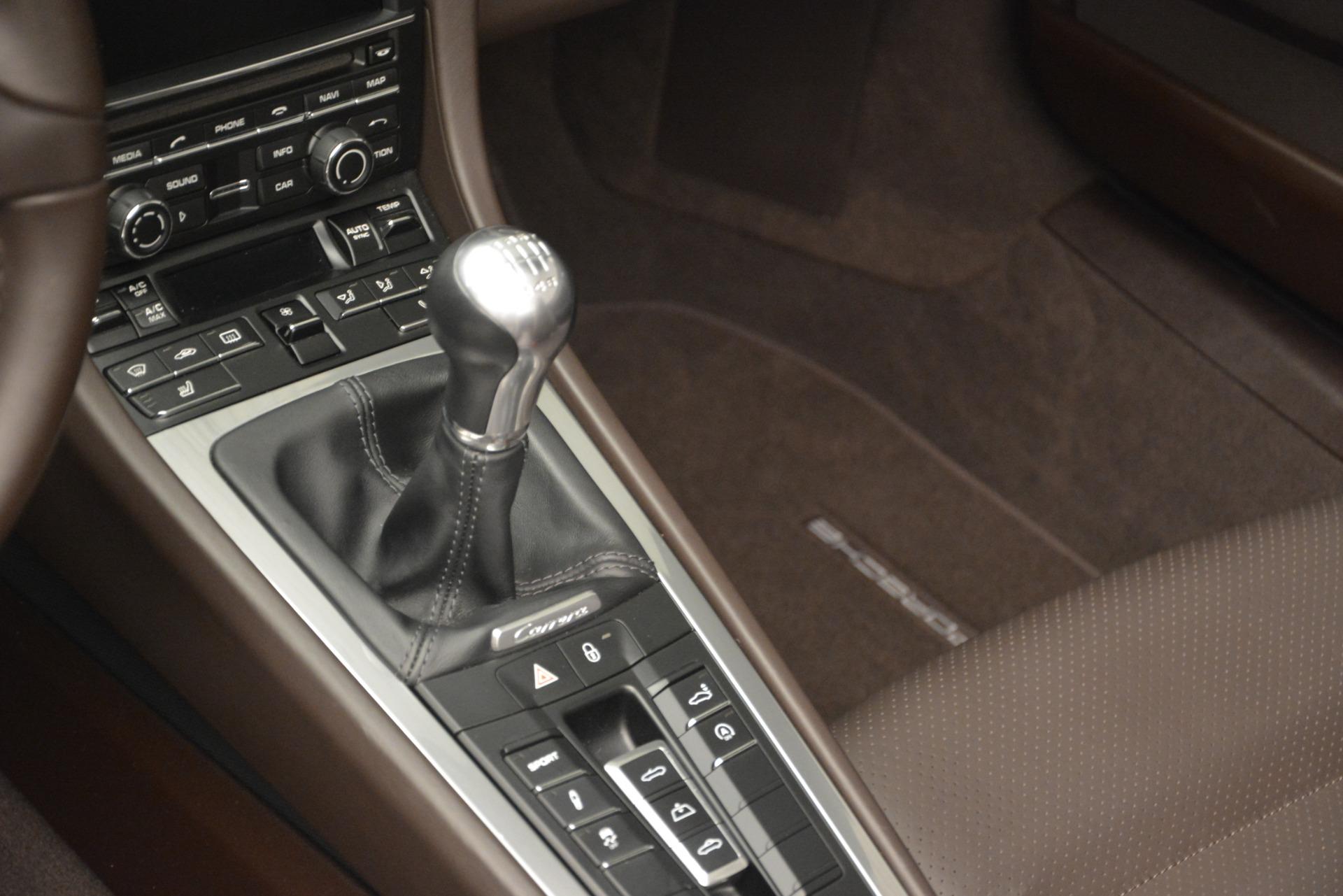 Used 2015 Porsche 911 Carrera S For Sale In Greenwich, CT. Alfa Romeo of Greenwich, 7431 2578_p19