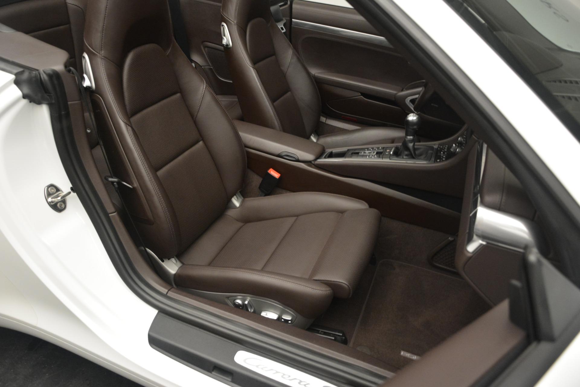 Used 2015 Porsche 911 Carrera S For Sale In Greenwich, CT. Alfa Romeo of Greenwich, 7431 2578_p22