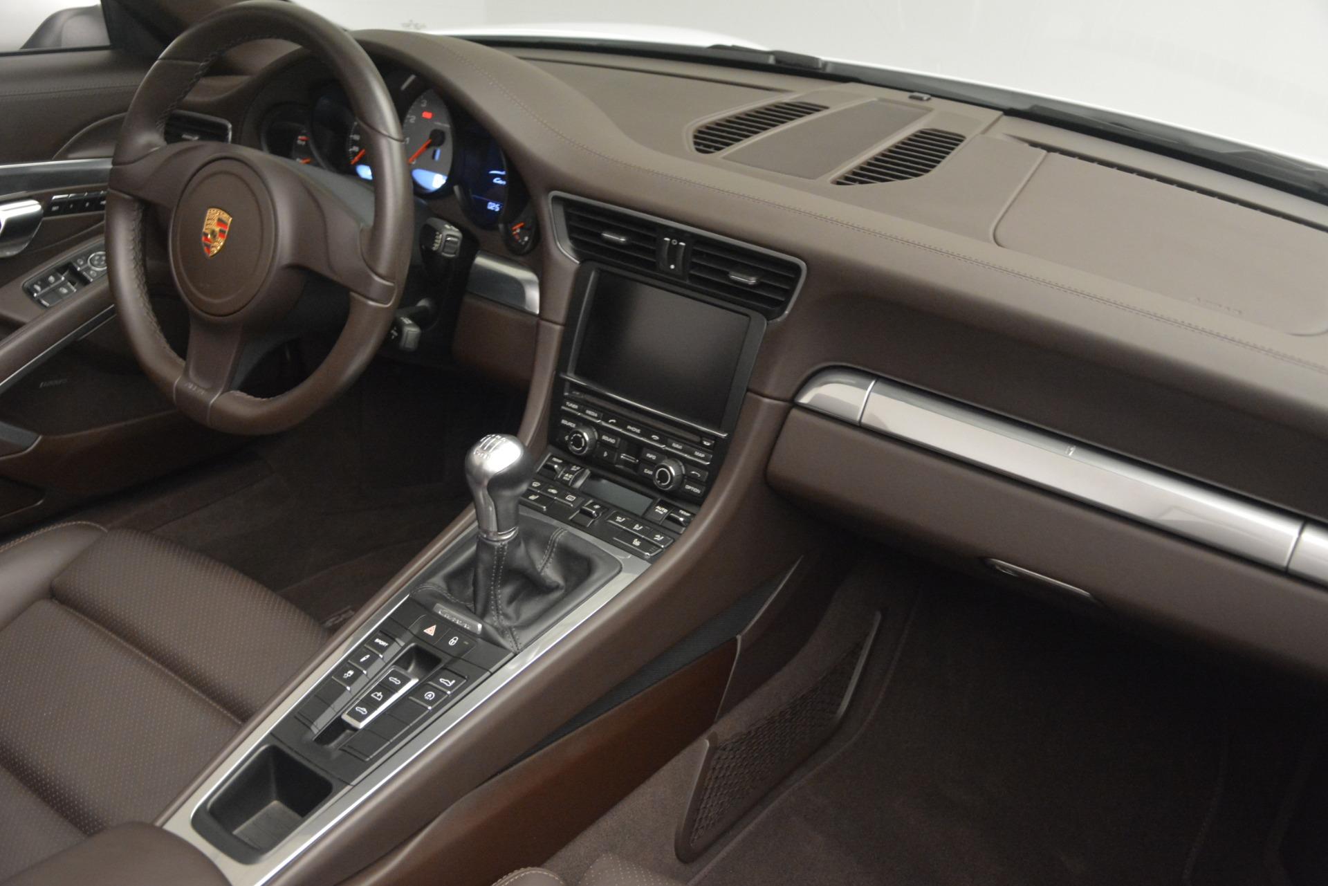 Used 2015 Porsche 911 Carrera S For Sale In Greenwich, CT. Alfa Romeo of Greenwich, 7431 2578_p24