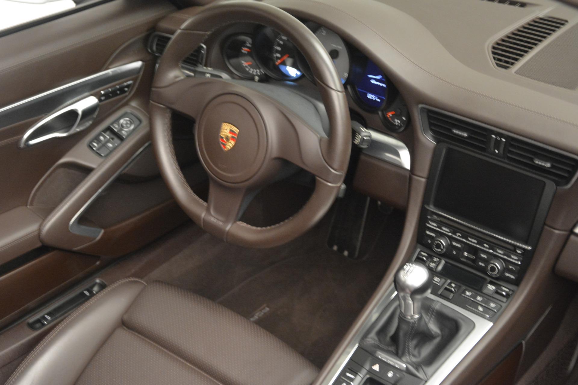 Used 2015 Porsche 911 Carrera S For Sale In Greenwich, CT. Alfa Romeo of Greenwich, 7431 2578_p25