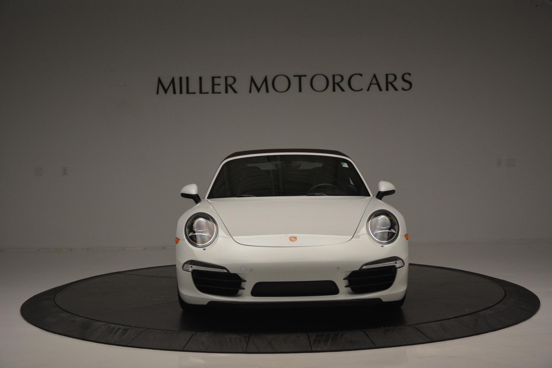 Used 2015 Porsche 911 Carrera S For Sale In Greenwich, CT. Alfa Romeo of Greenwich, 7431 2578_p28