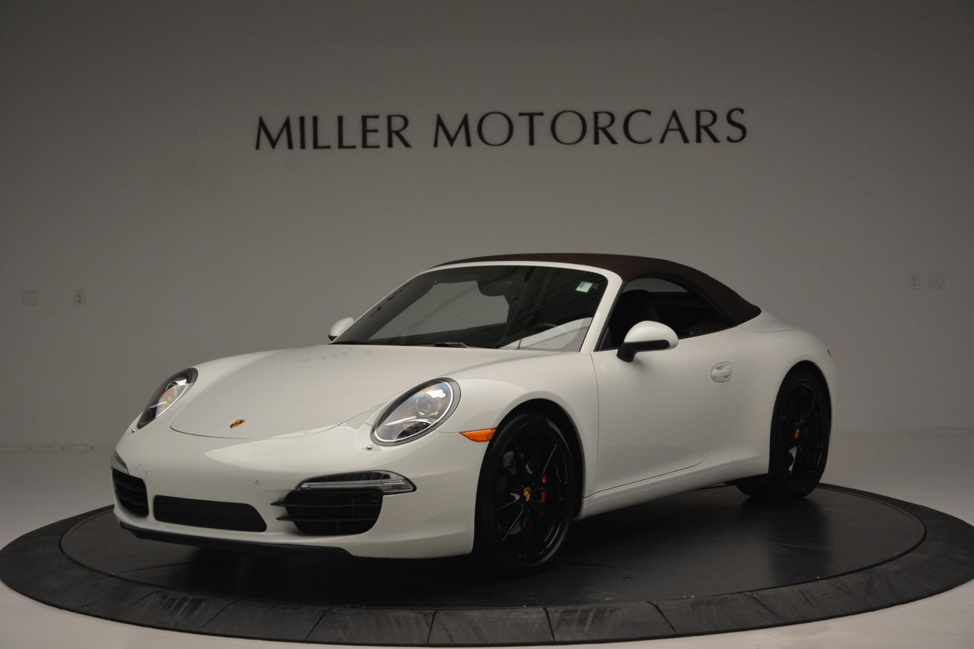 Used 2015 Porsche 911 Carrera S For Sale In Greenwich, CT. Alfa Romeo of Greenwich, 7431 2578_p29