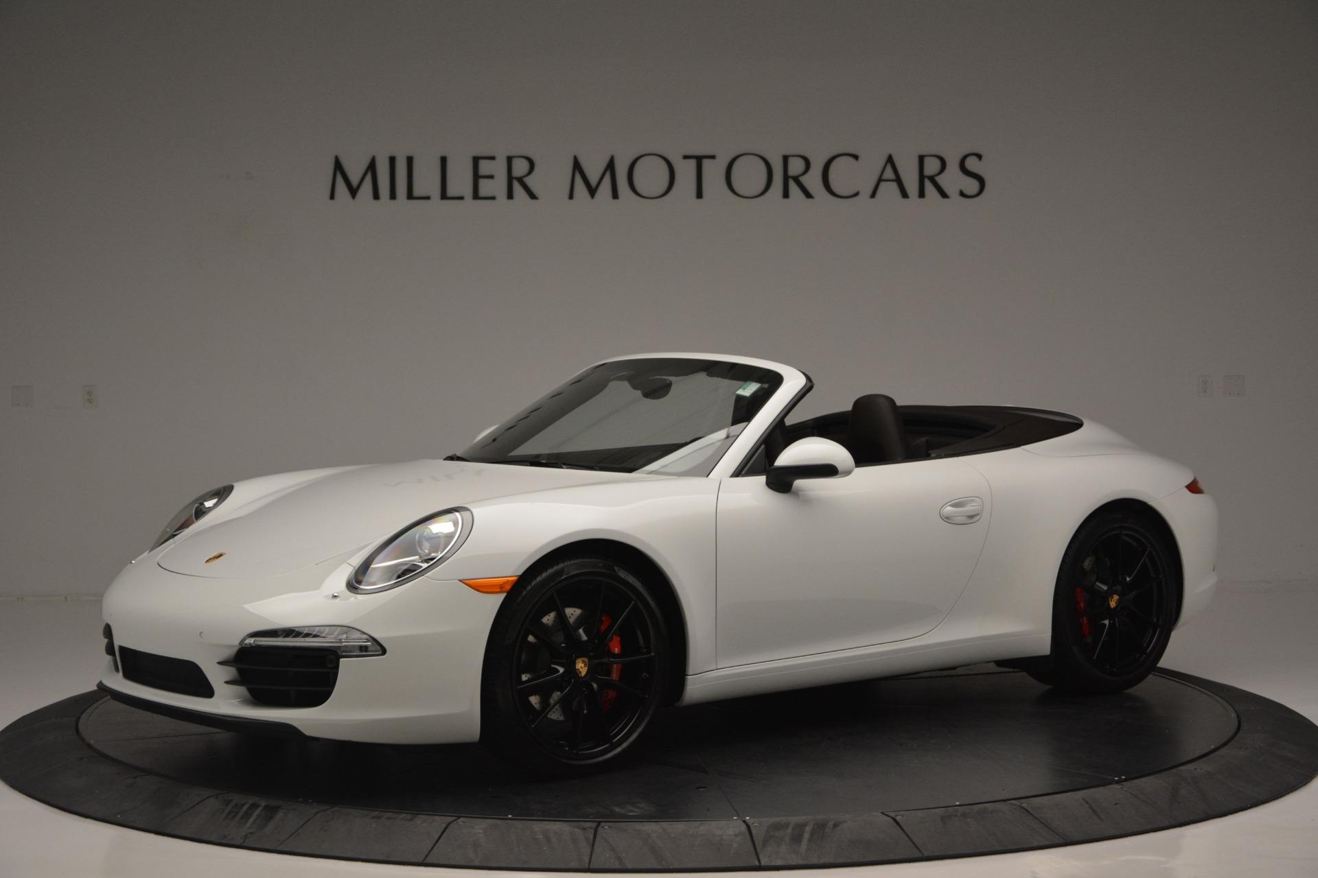 Used 2015 Porsche 911 Carrera S For Sale In Greenwich, CT. Alfa Romeo of Greenwich, 7431 2578_p2